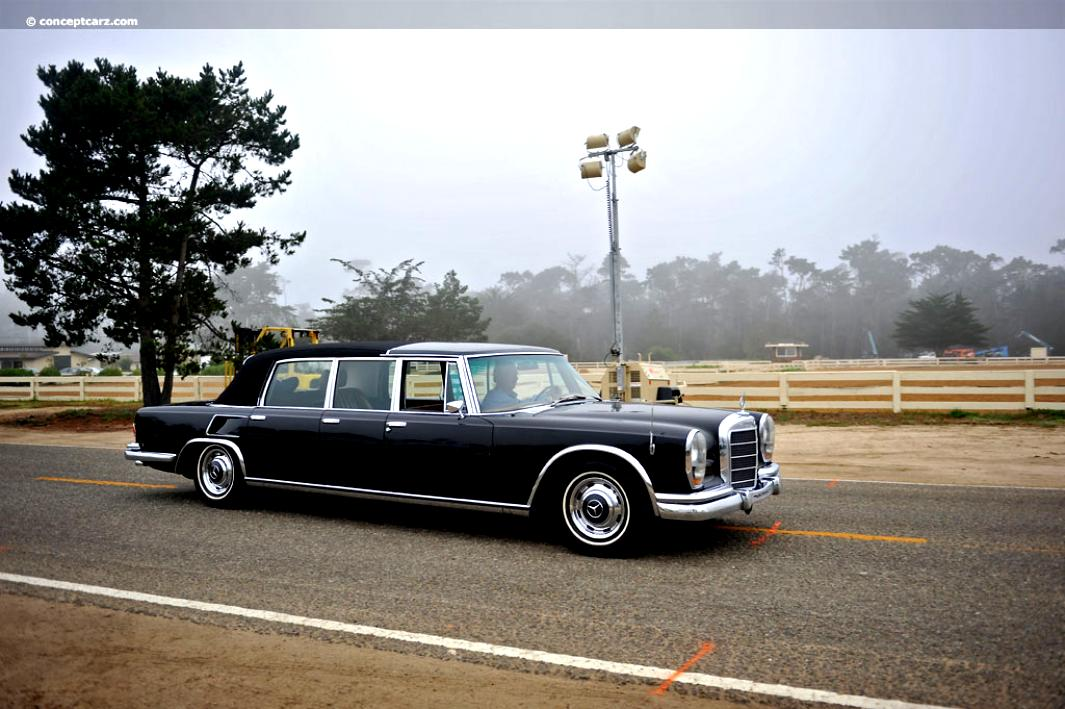 mercedes benz 600 landaulet w100 1967 on. Black Bedroom Furniture Sets. Home Design Ideas