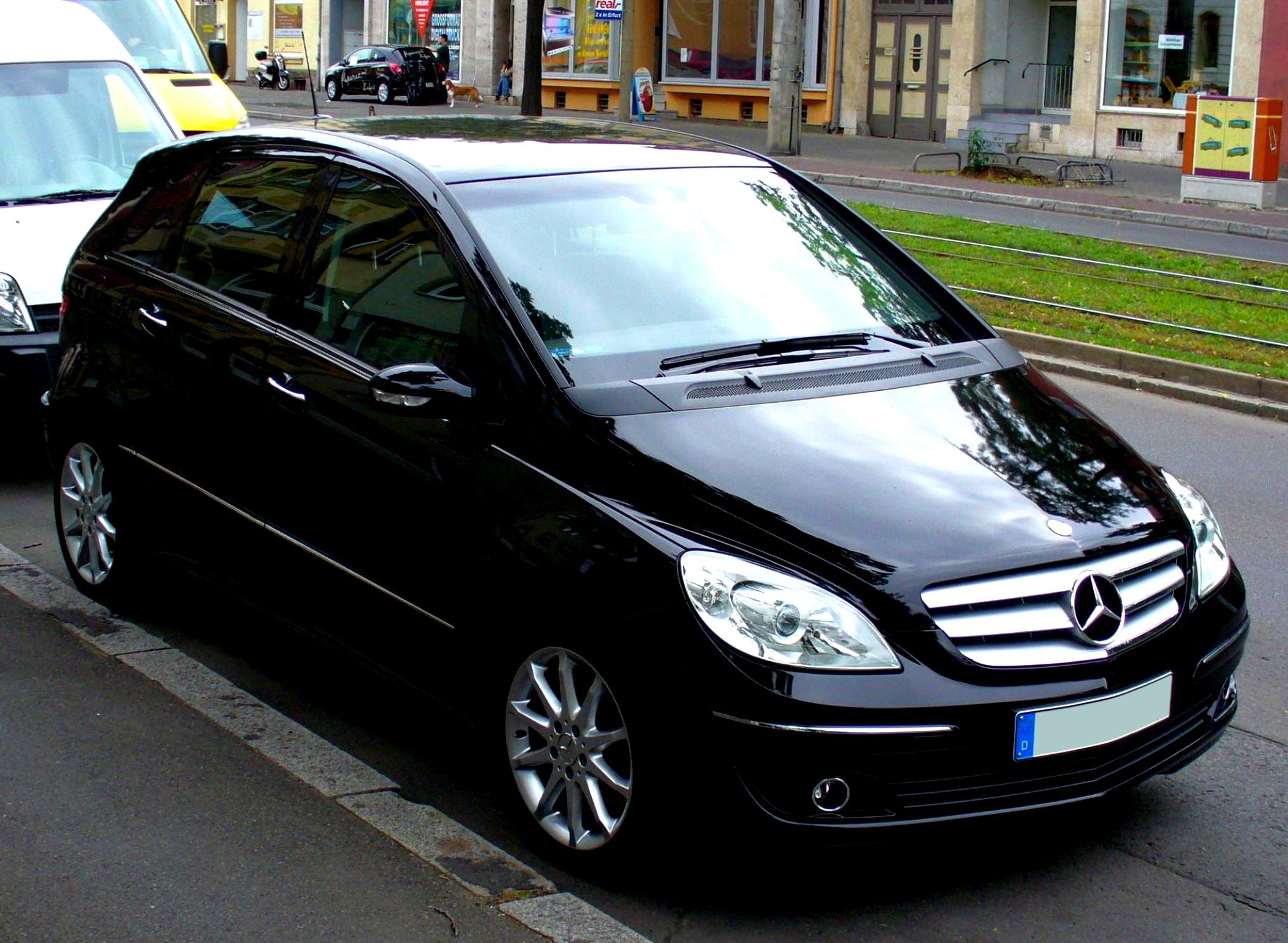 mercedes benz b klasse w245 2005 photos 3 on. Black Bedroom Furniture Sets. Home Design Ideas