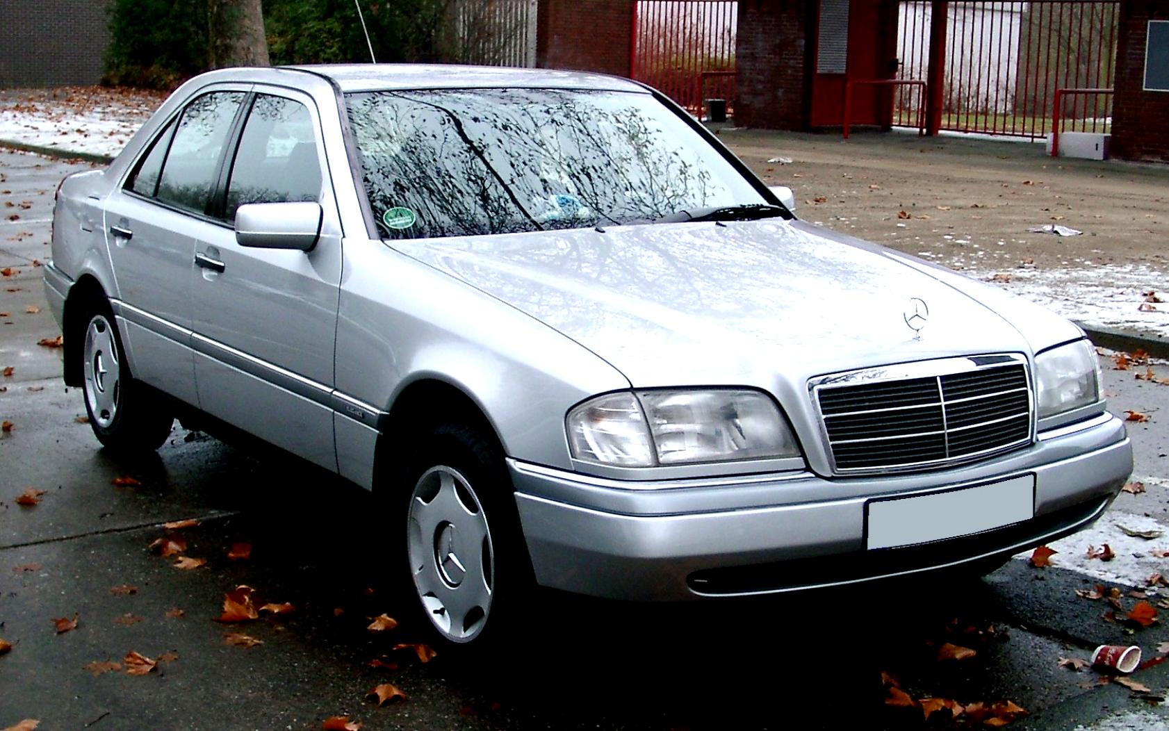 Mercedes benz c 36 amg w202 1995 on for Mercedes benz 1995