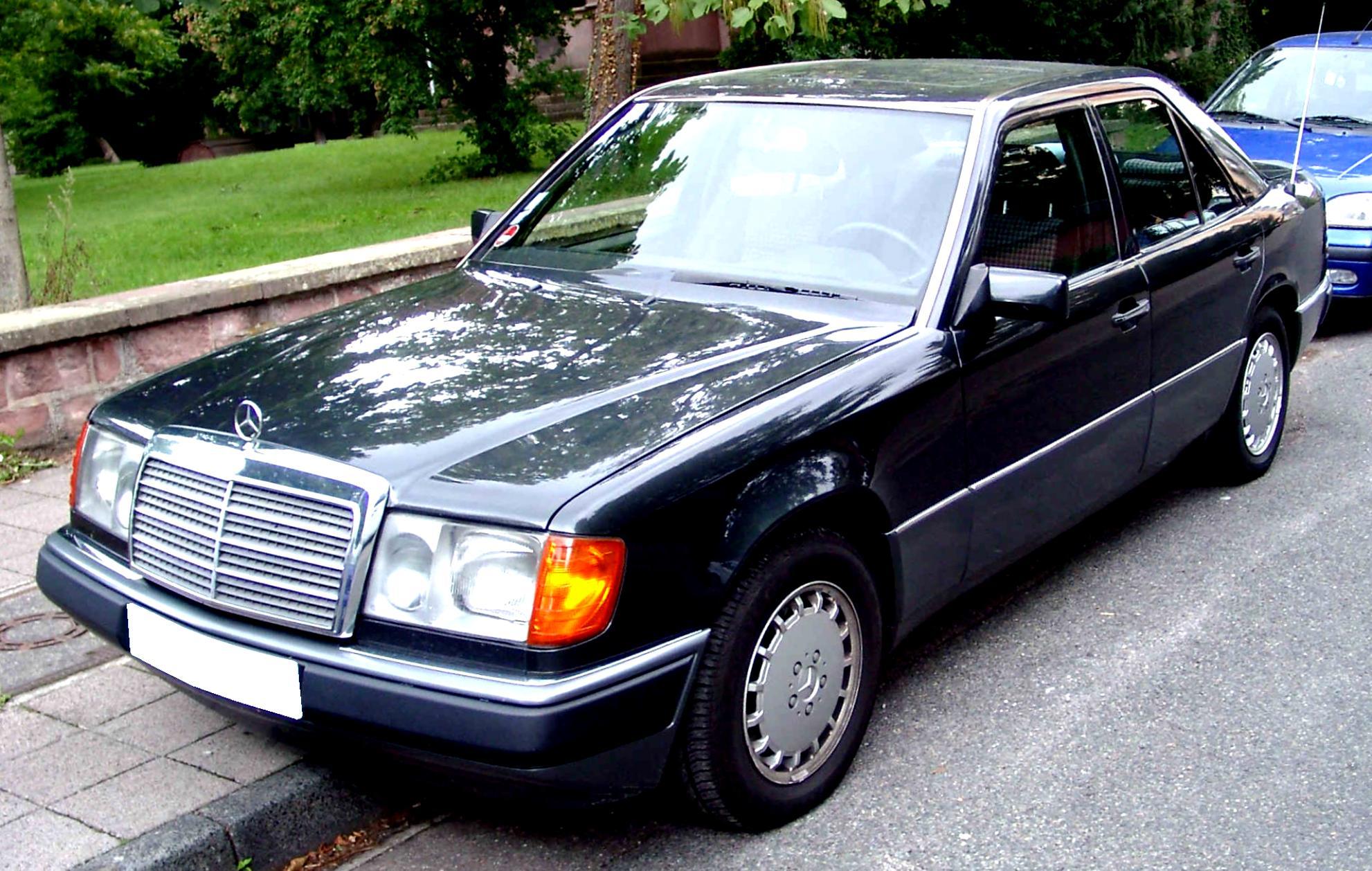 mercedes benz ce cabriolet a124 1992 on. Black Bedroom Furniture Sets. Home Design Ideas