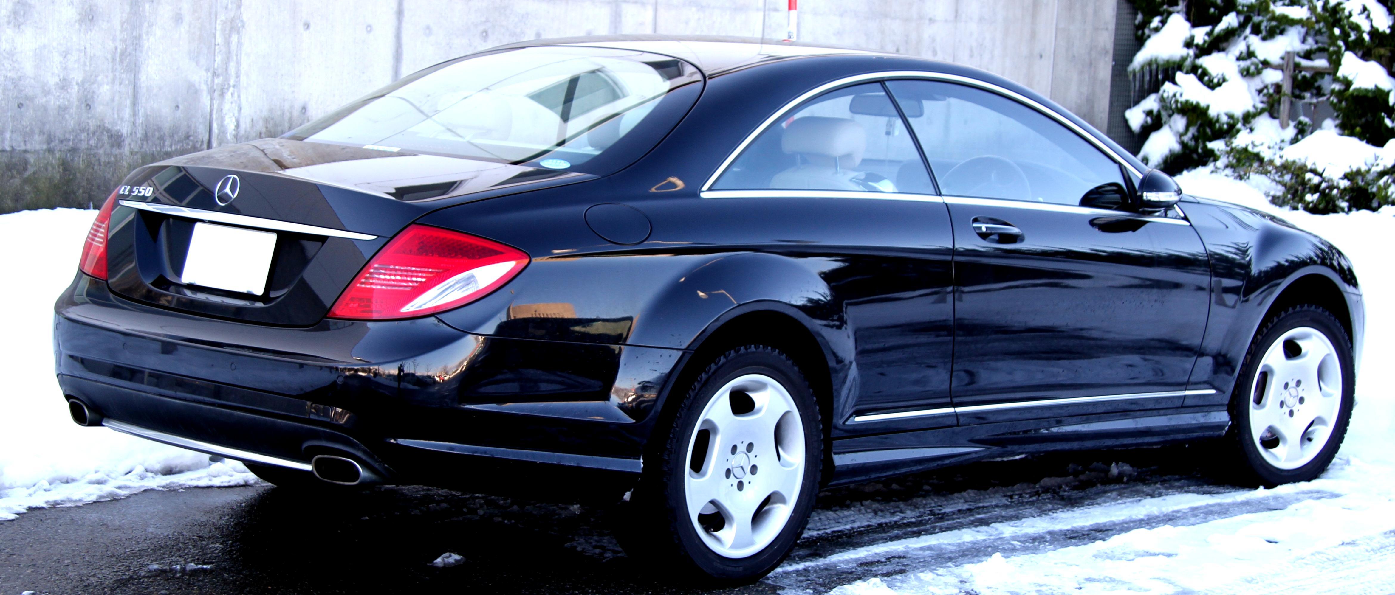 Mercedes benz cl c216 2006 photos 14 on for 2006 mercedes benz cl500