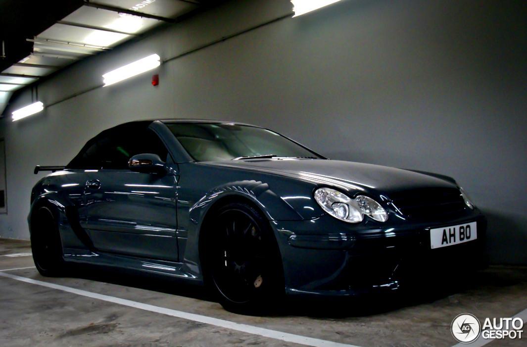 Mercedes benz clk dtm amg c209 2004 on for Mercedes benz clk dtm
