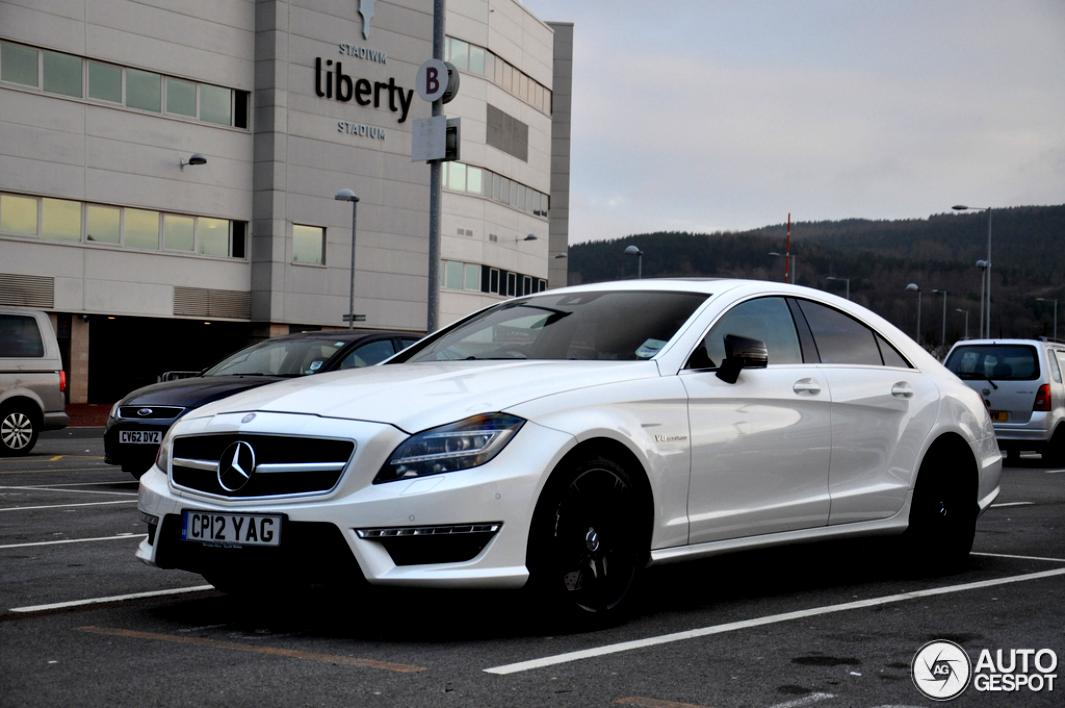 Mercedes benz cls 63 amg c218 2011 on for Mercedes benz cls550 2011