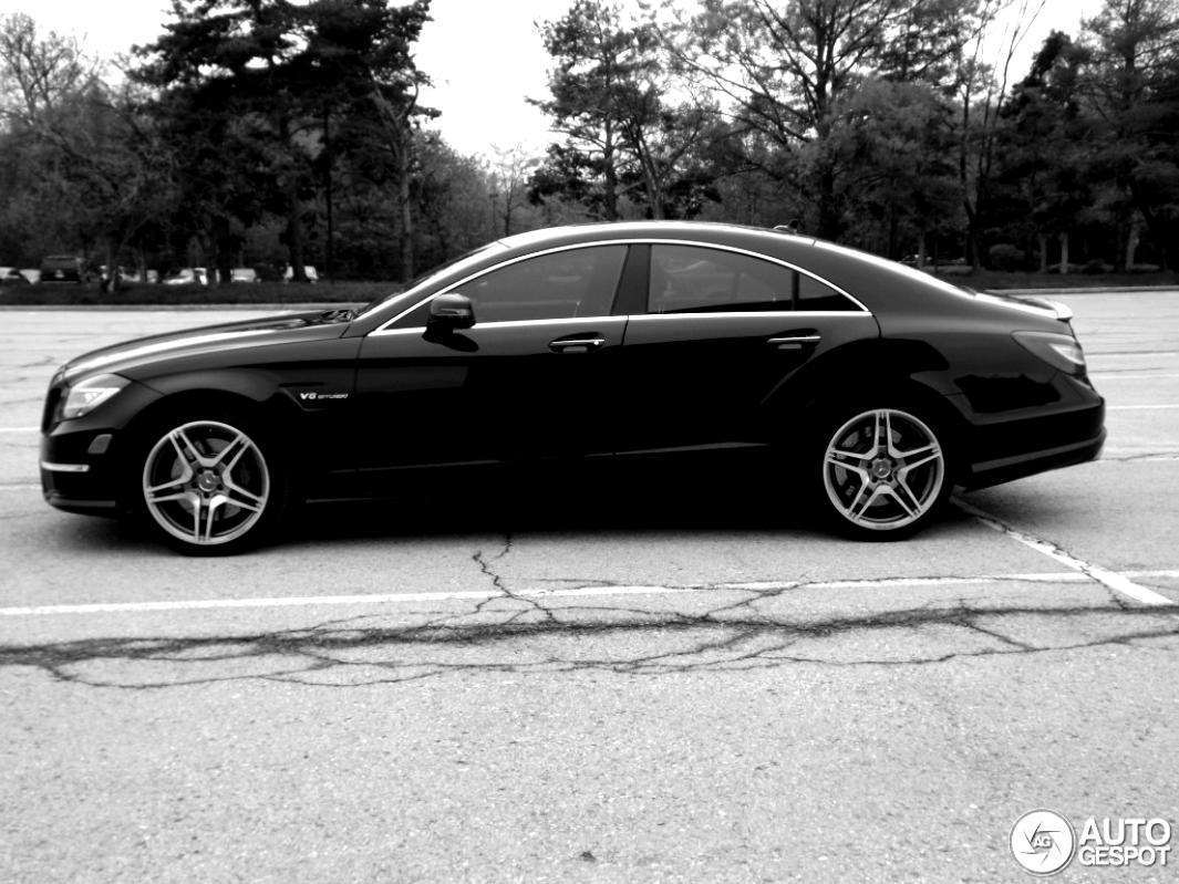 Mercedes benz cls 63 amg c218 2011 on for Mercedes benz cls 2011