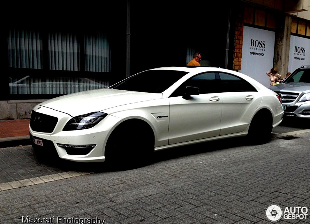 Mercedes benz cls 63 amg c218 2011 on for Amg com mercedes benz