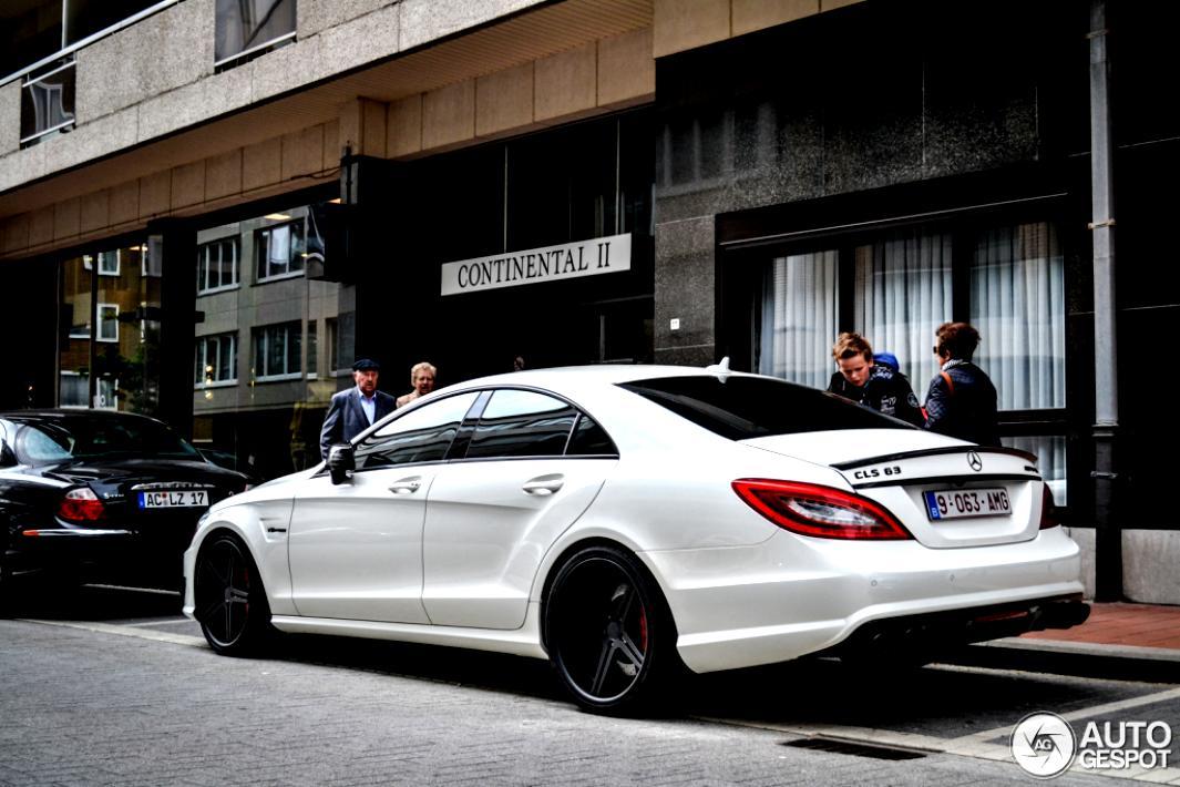 Mercedes Benz CLS 63 AMG C218 2014 #5
