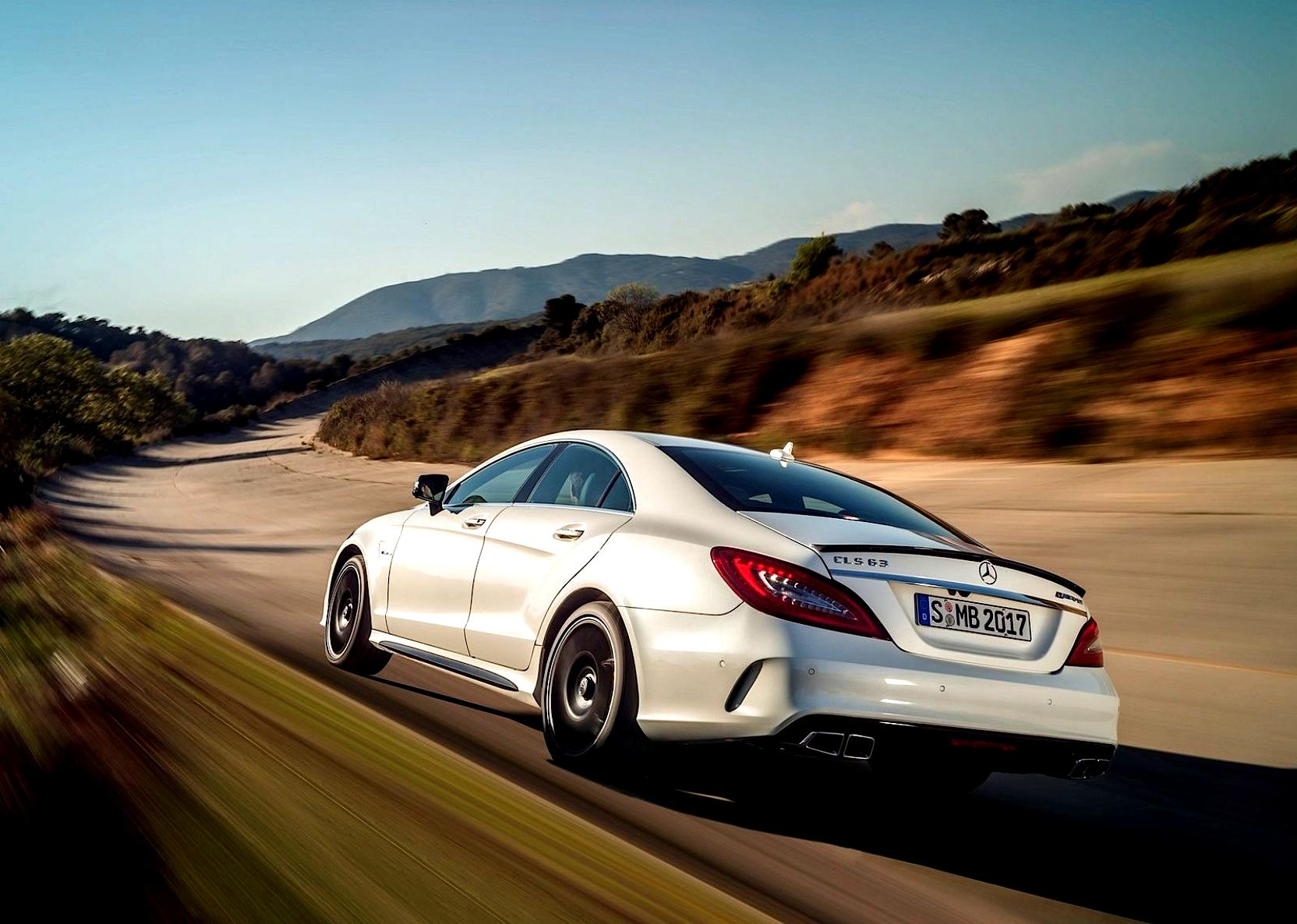 Mercedes benz cls 63 amg c218 2014 on for 2014 mercedes benz cls 63 amg