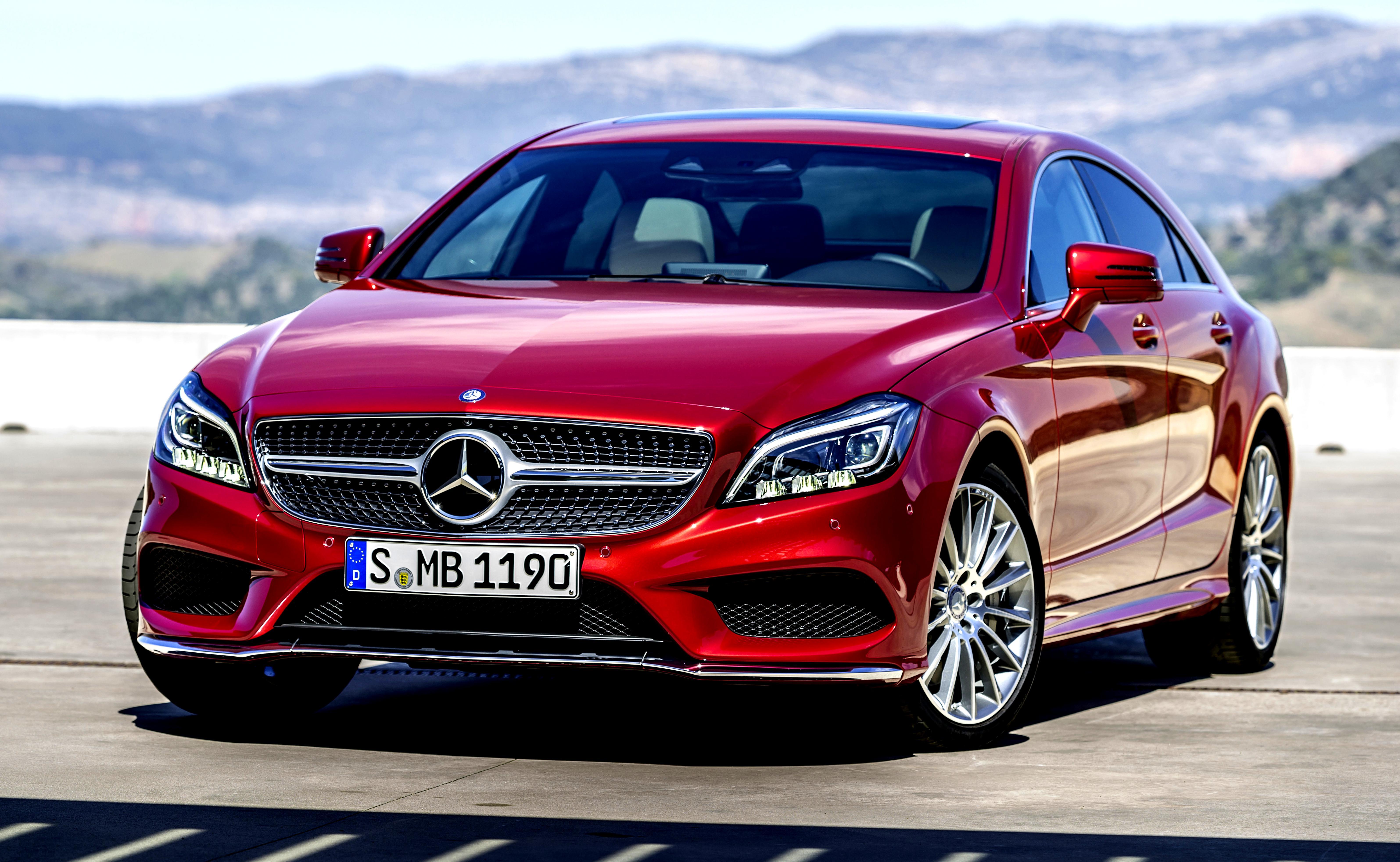 Mercedes benz cls class c218 2014 on for 2014 mercedes benz cls550 0 60