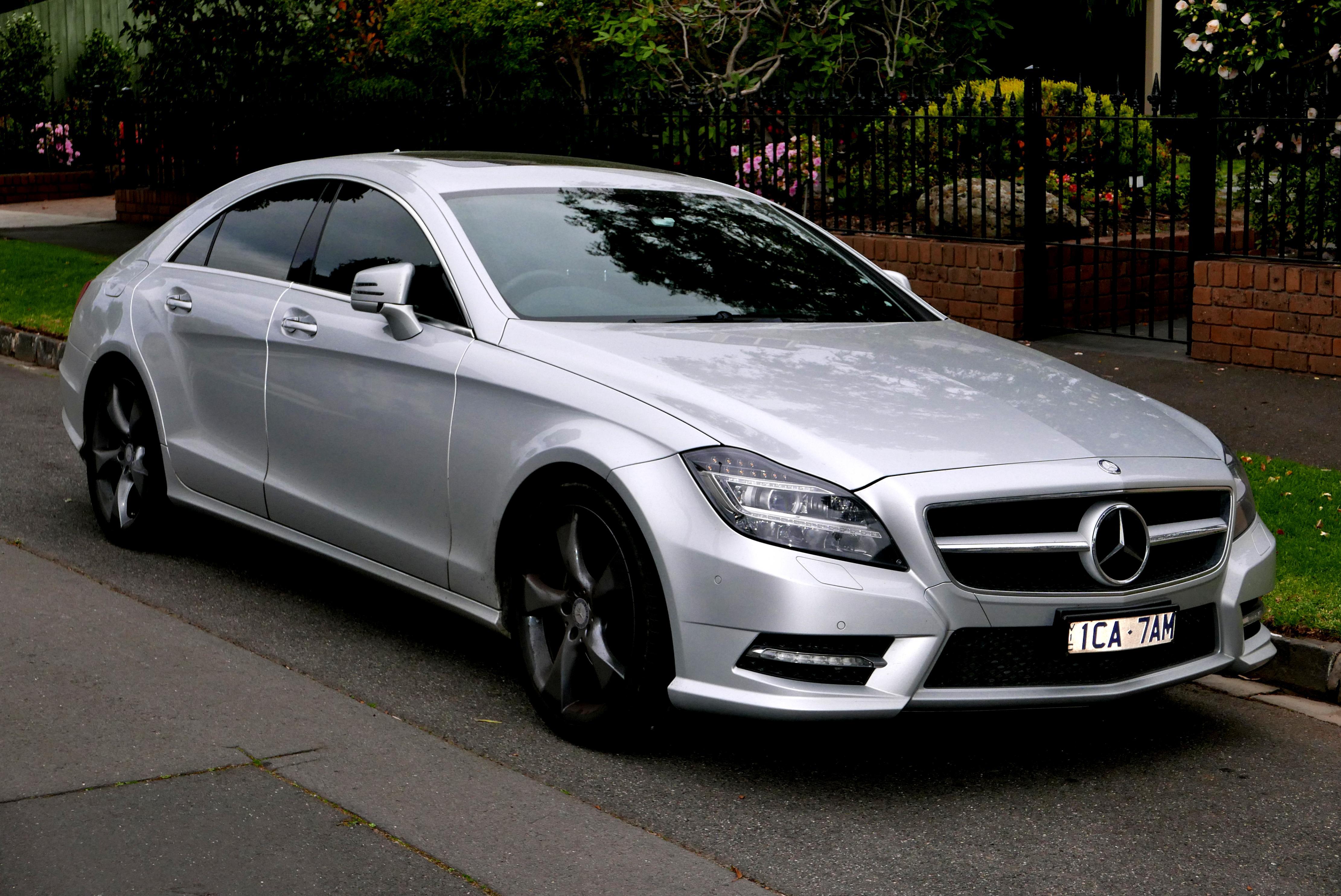 Mercedes benz cls klasse c218 2010 on for 2014 mercedes benz cls550 0 60