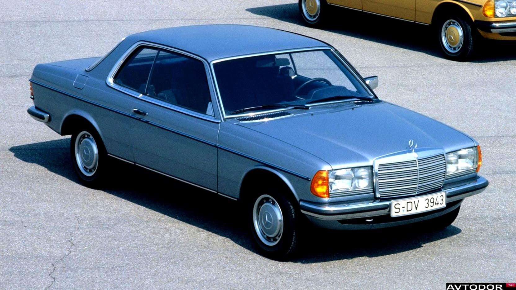 Mercedes Benz Coupe C123 1977 On 230ce Fuel Filter