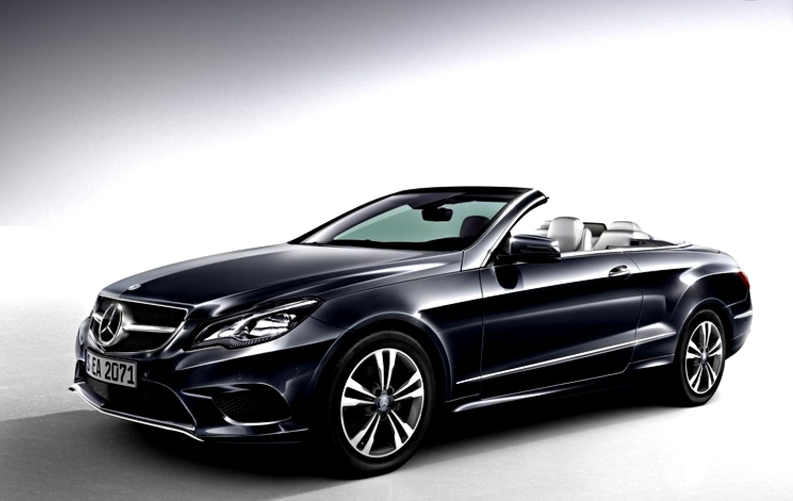 Mercedes benz e klasse cabriolet a207 2013 on for 2013 mercedes benz e350 cabriolet