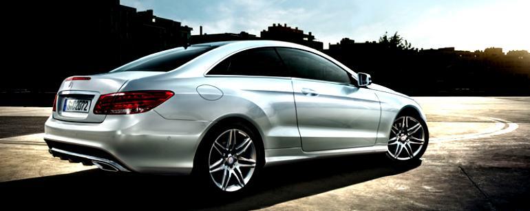 Mercedes benz e klasse coupe c207 2013 photos 14 on for 2013 mercedes benz e350 coupe