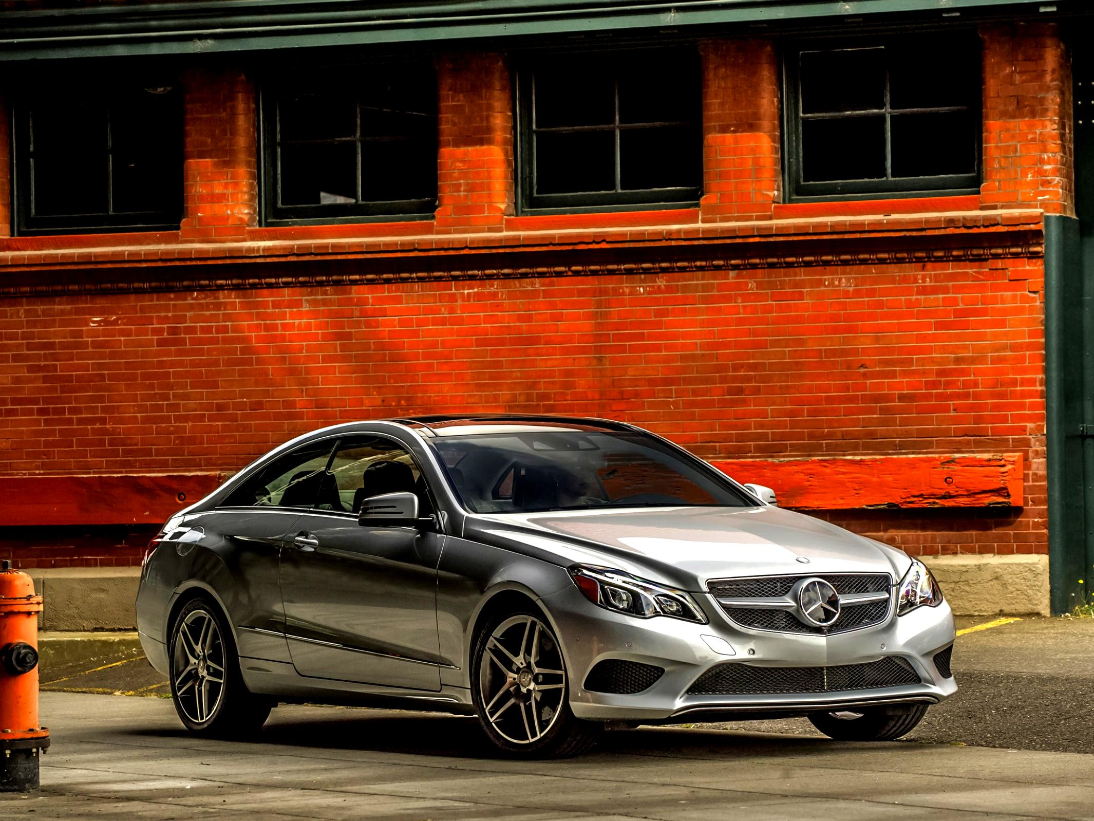 Mercedes Benz E-Klasse Coupe C207 2013 #60