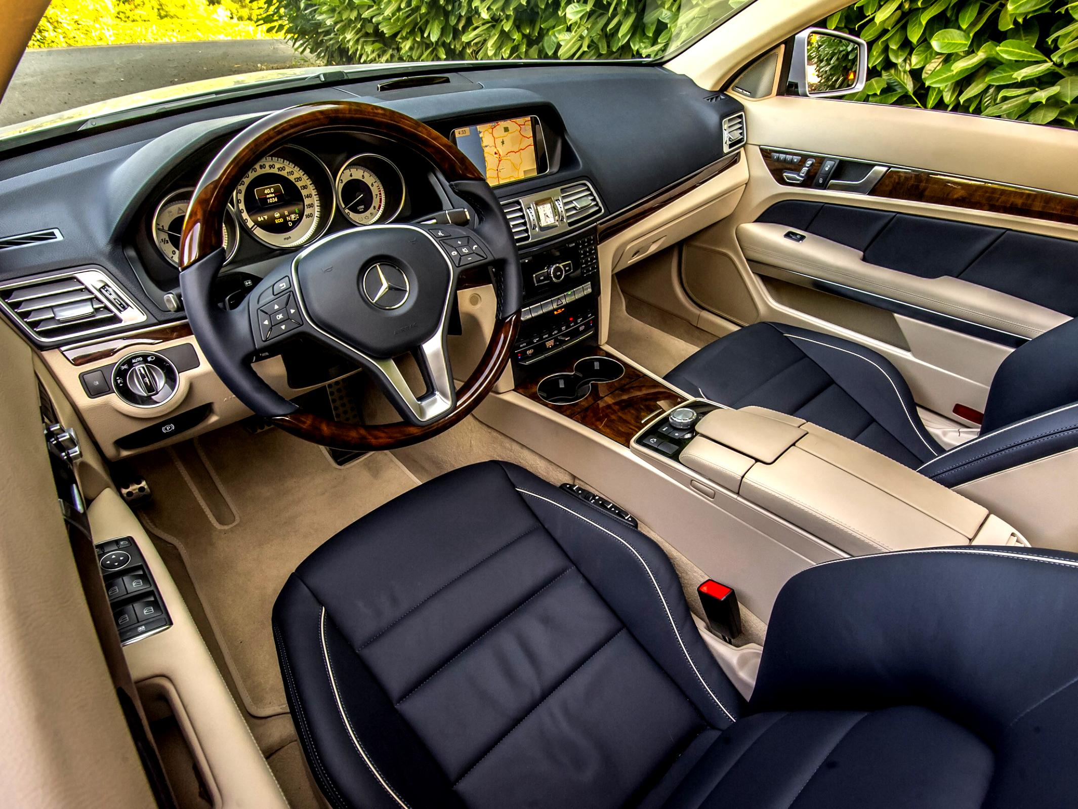 Mercedes Benz E-Klasse Coupe C207 2013 #92