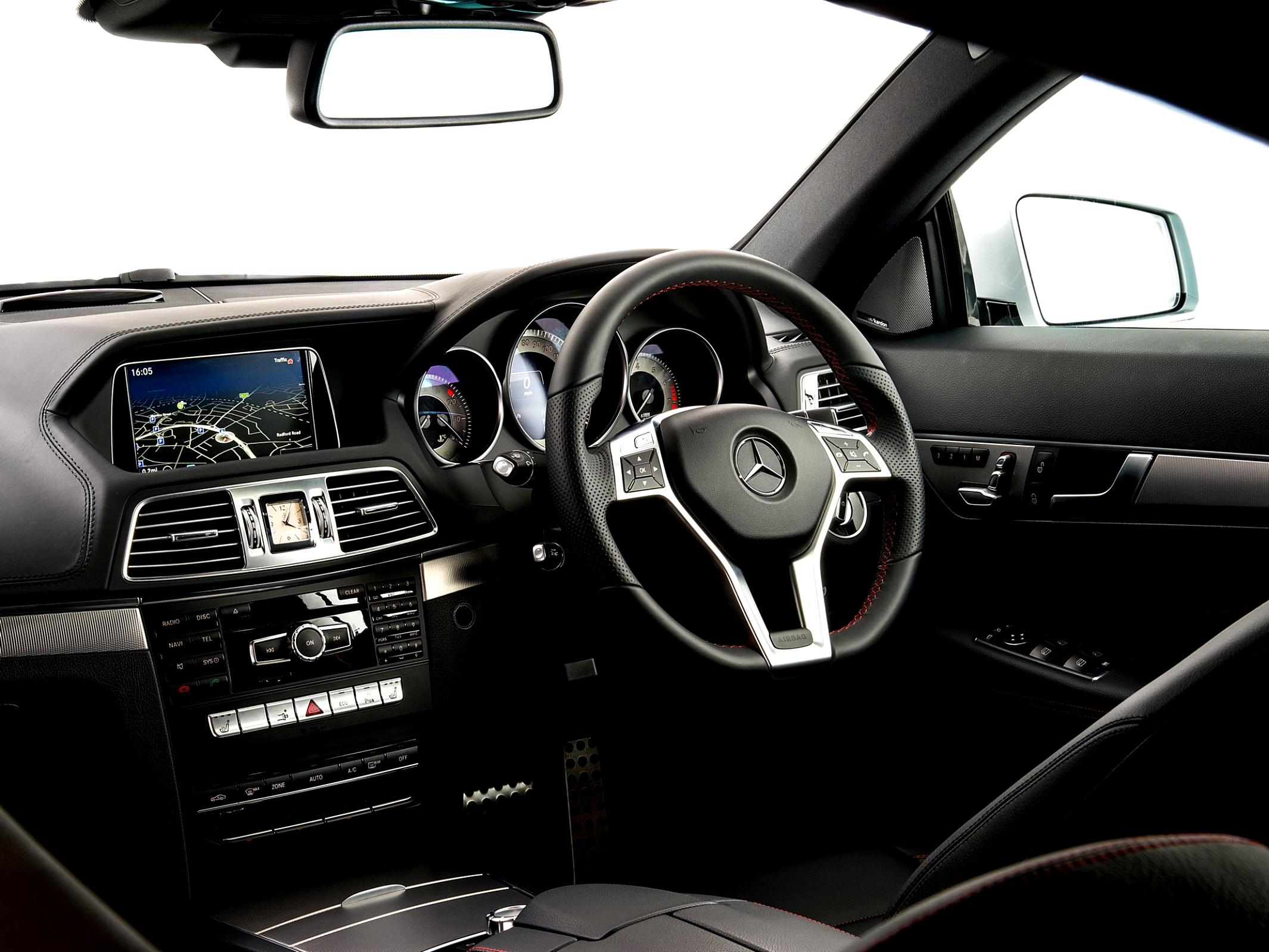 Mercedes Benz E-Klasse Coupe C207 2013 #93
