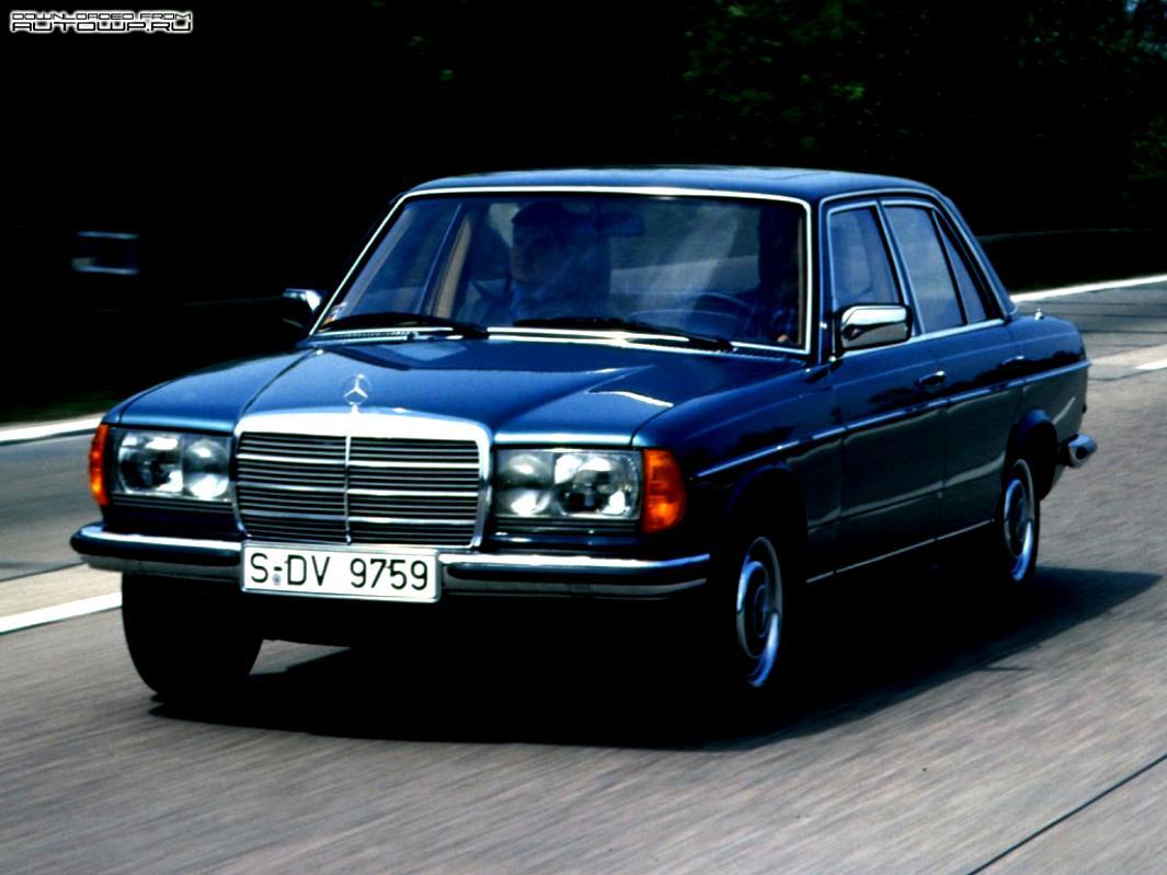 Mercedes benz e klasse w123 1975 on for Mercedes benz e klasse