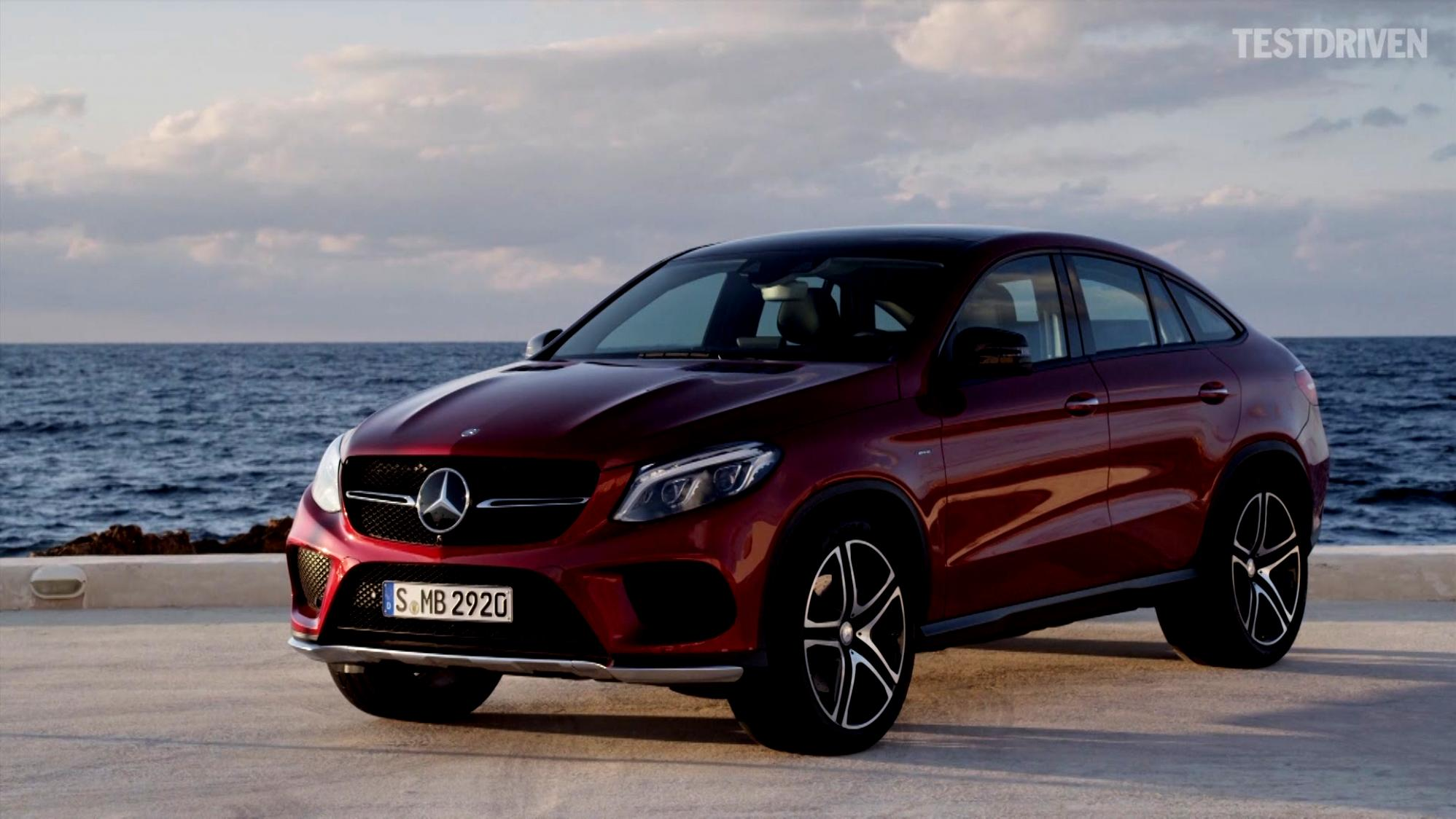 Mercedes benz gle coupe amg 2015 photos 4 on for Mercedes benz gle amg