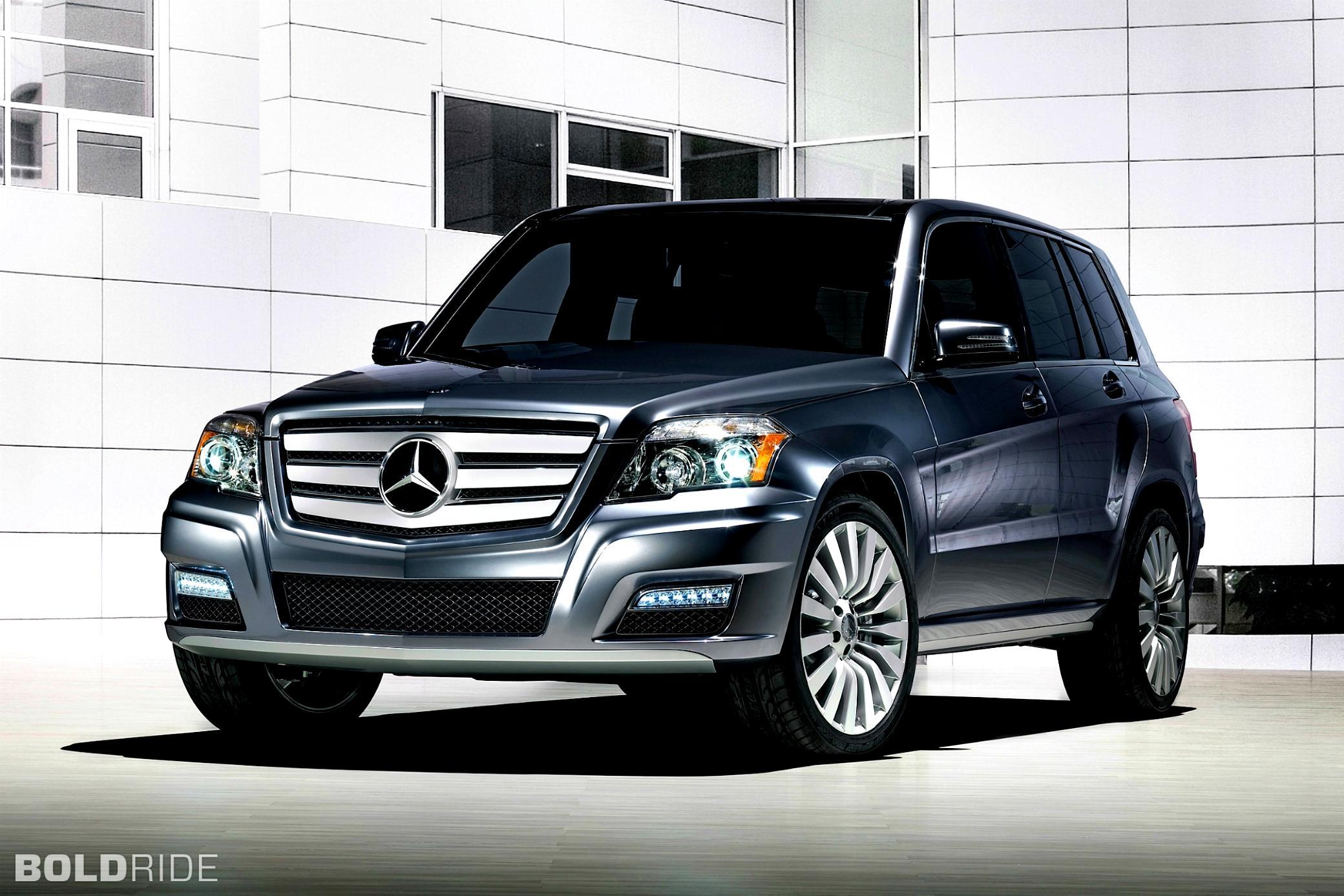 Mercedes benz glk 2012 on for 2012 mercedes benz glk350
