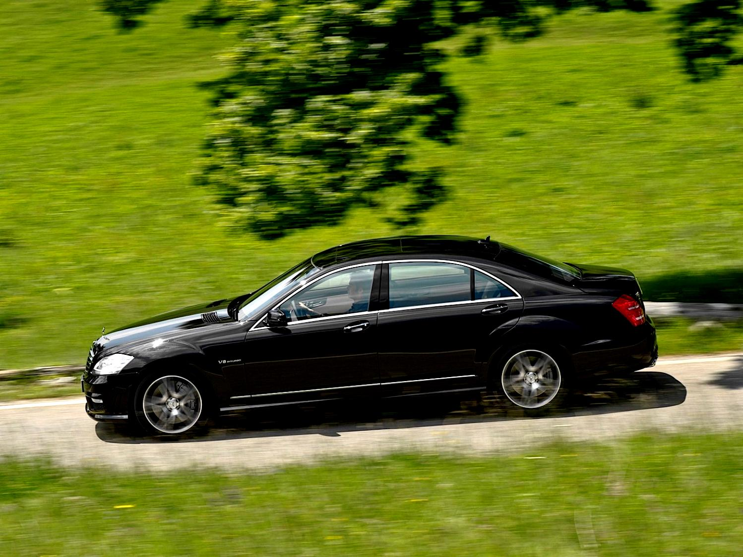 Mercedes benz s 63 amg w221 2009 on for Mercedes benz w221 price