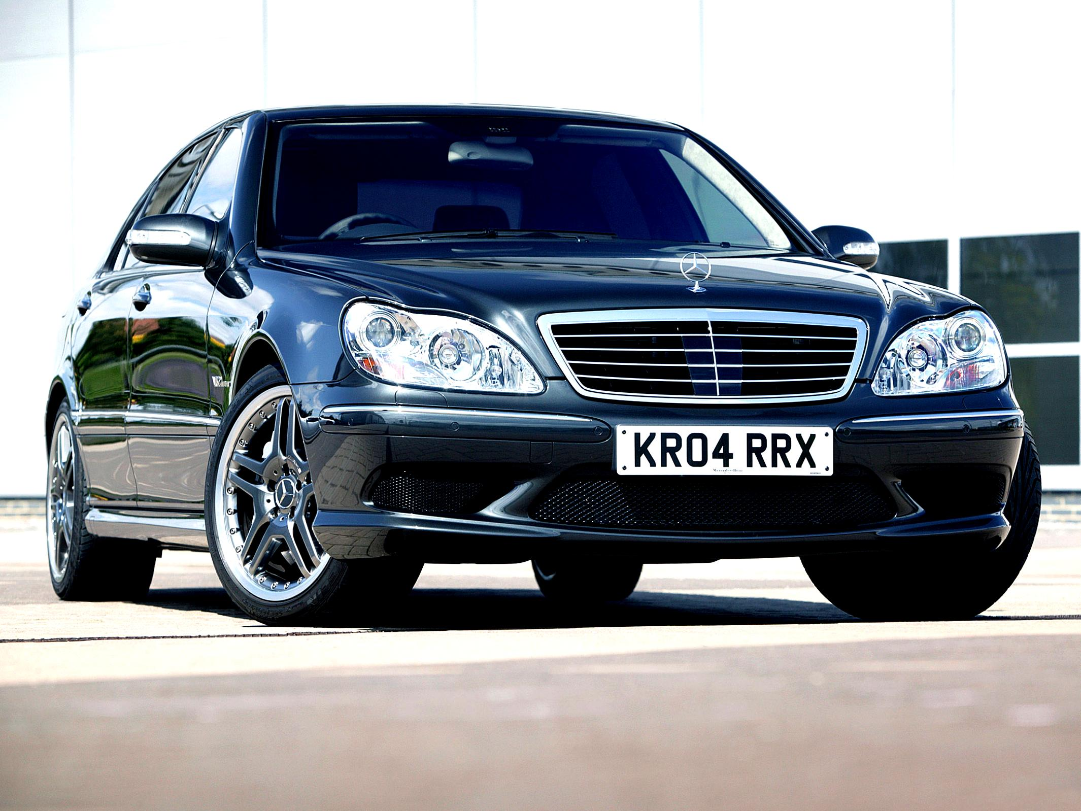 Mercedes benz s 65 amg w220 2004 on for Mercedes benz 65