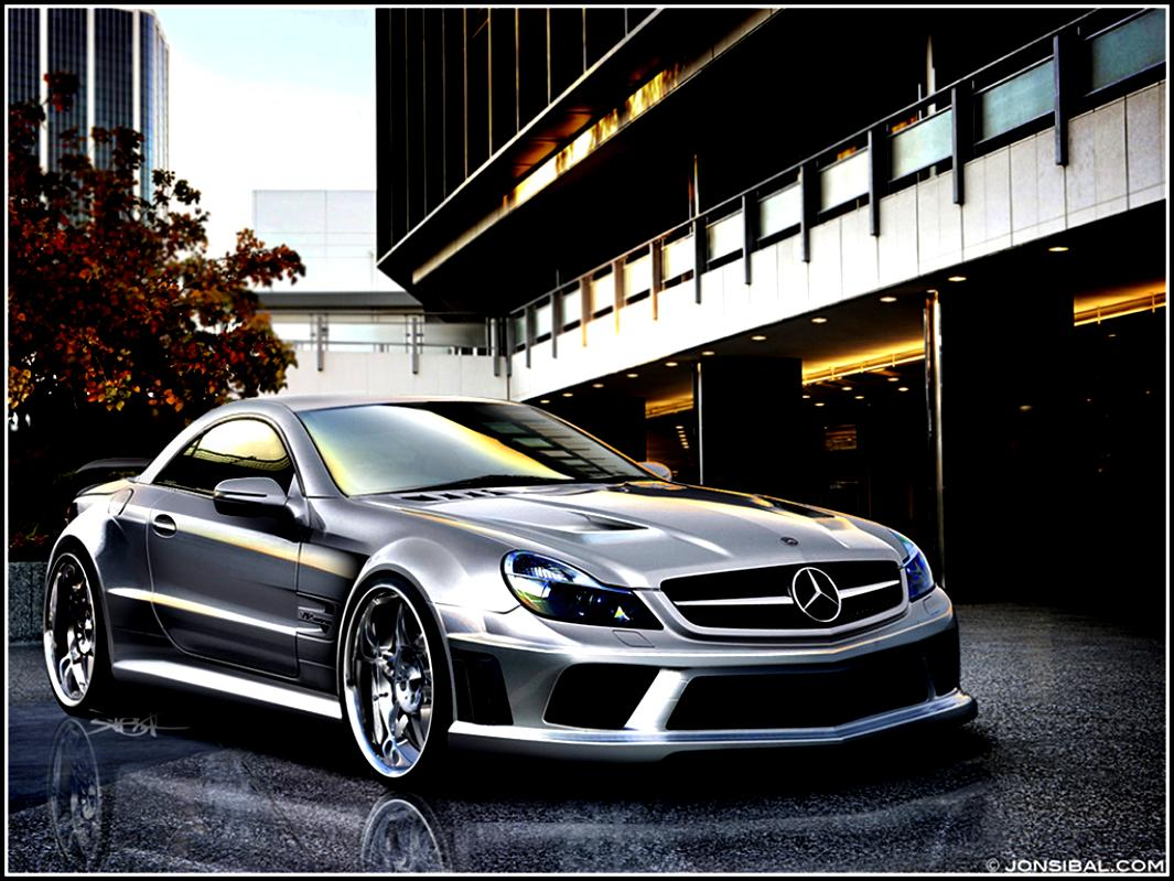 Mercedes benz sl 65 amg black series 2008 on for 2008 mercedes benz sl65 amg