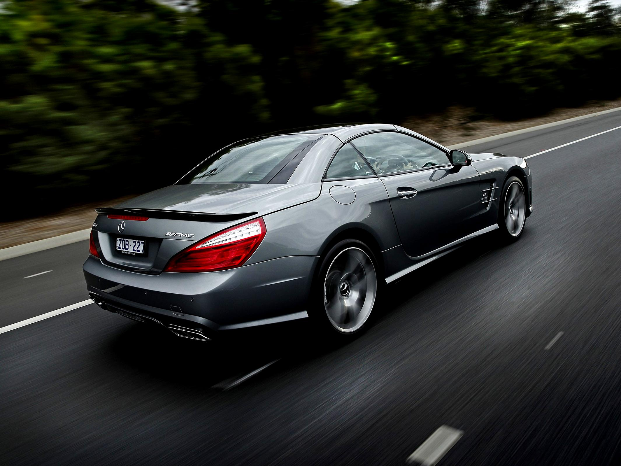 Mercedes benz sl 65 amg r231 2012 on for Mercedes benz 65