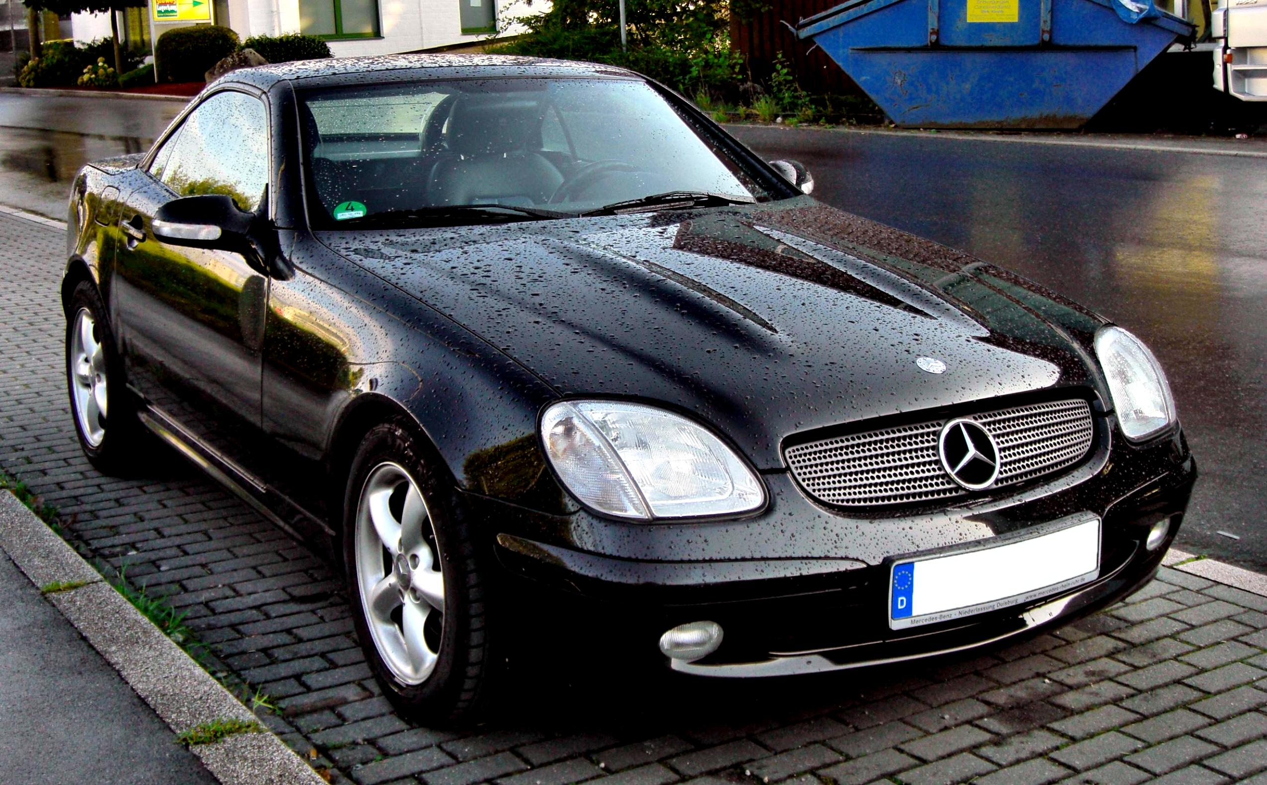 mercedes benz slk 32 amg r170 2000 on. Black Bedroom Furniture Sets. Home Design Ideas