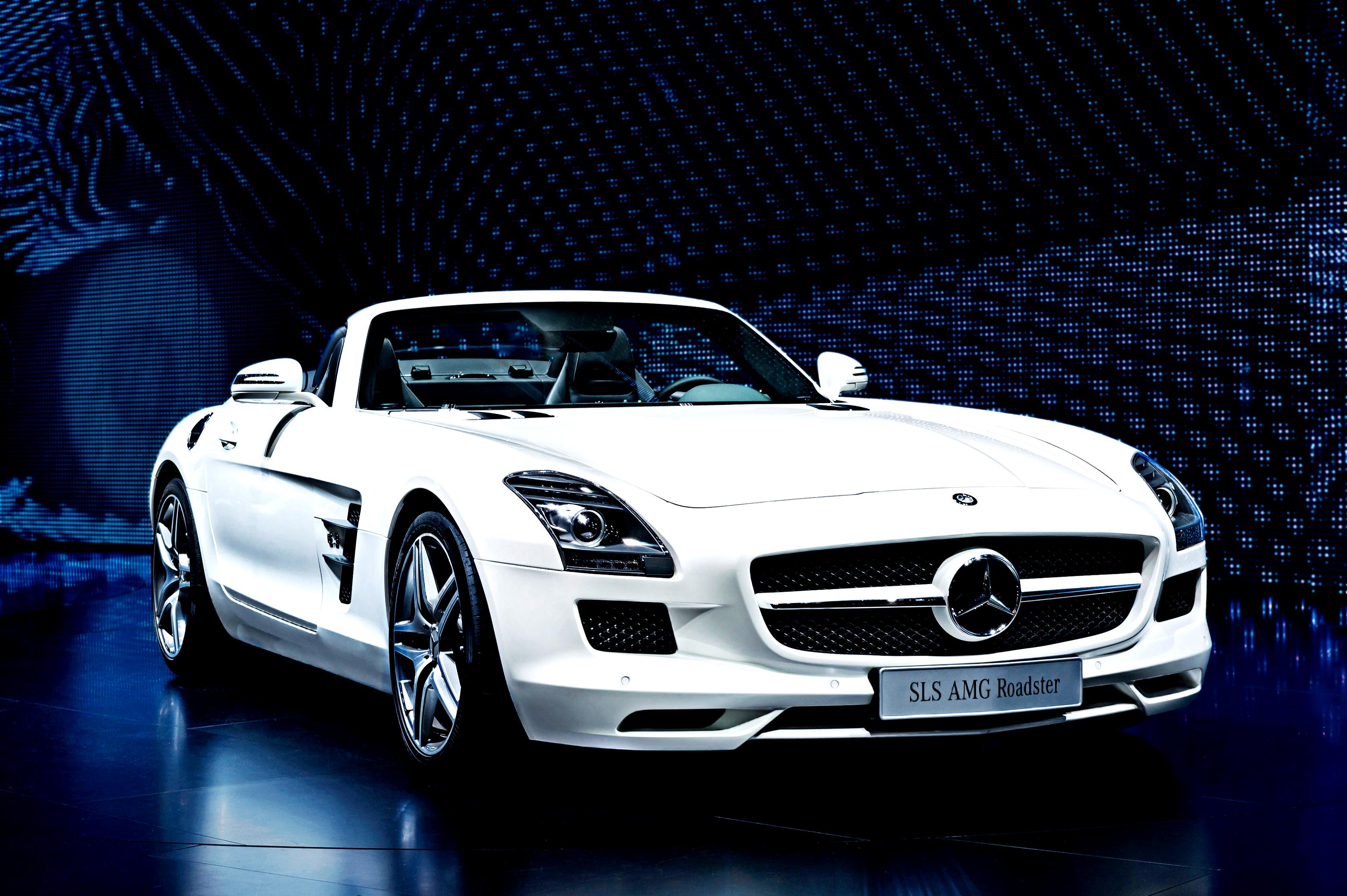 Mercedes Benz SLS AMG Roadster C197 2011 #9
