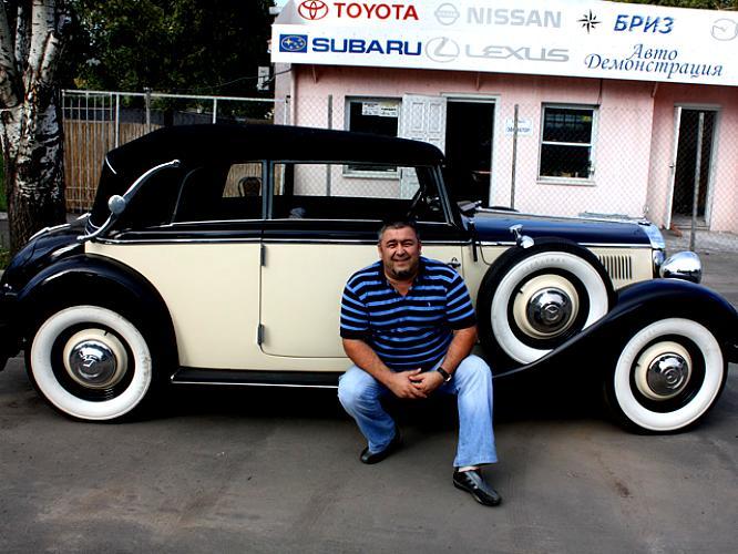Mercedes Benz Typ W