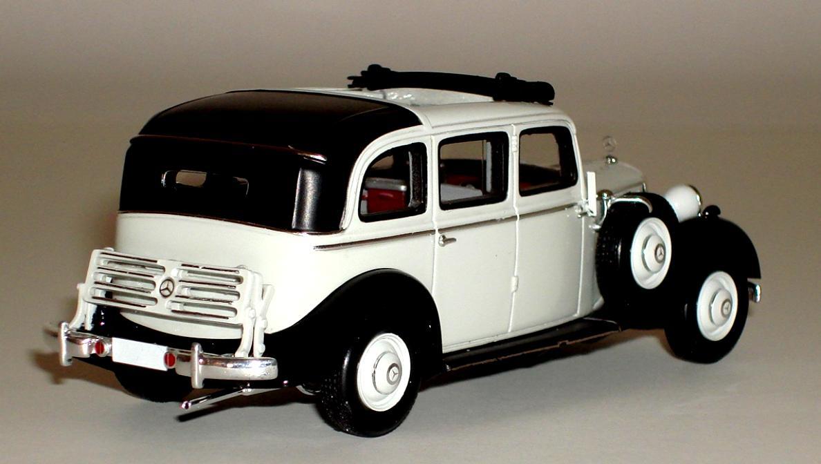 Mercedes benz typ 260 d w138 1936 on for Mercedes benz 260