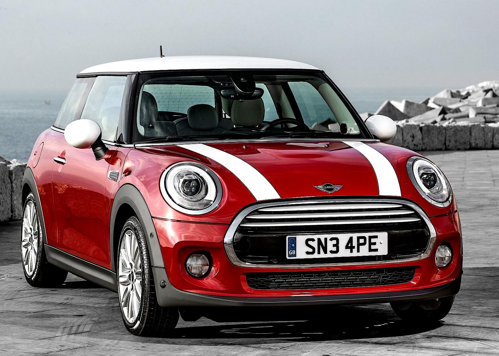 Mini Hatch 2014 #2