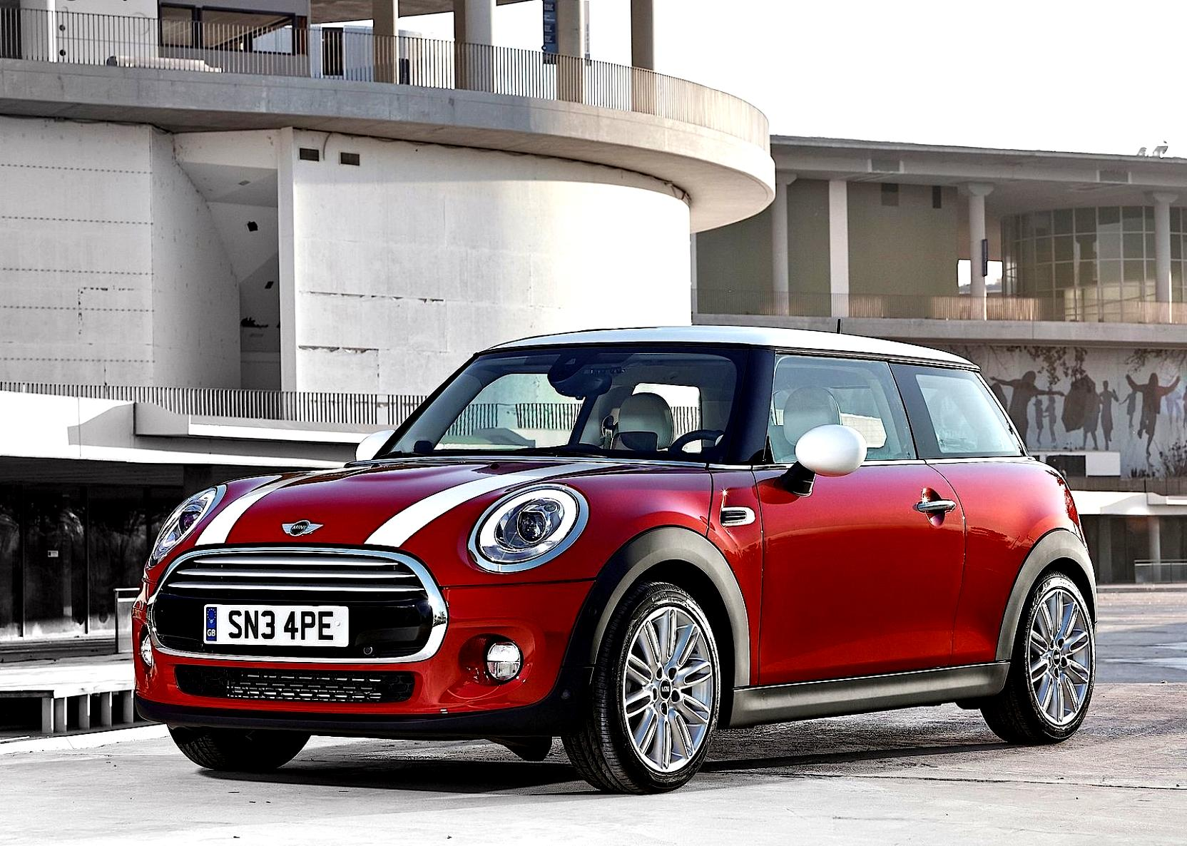 Mini Hatch 2014 #5