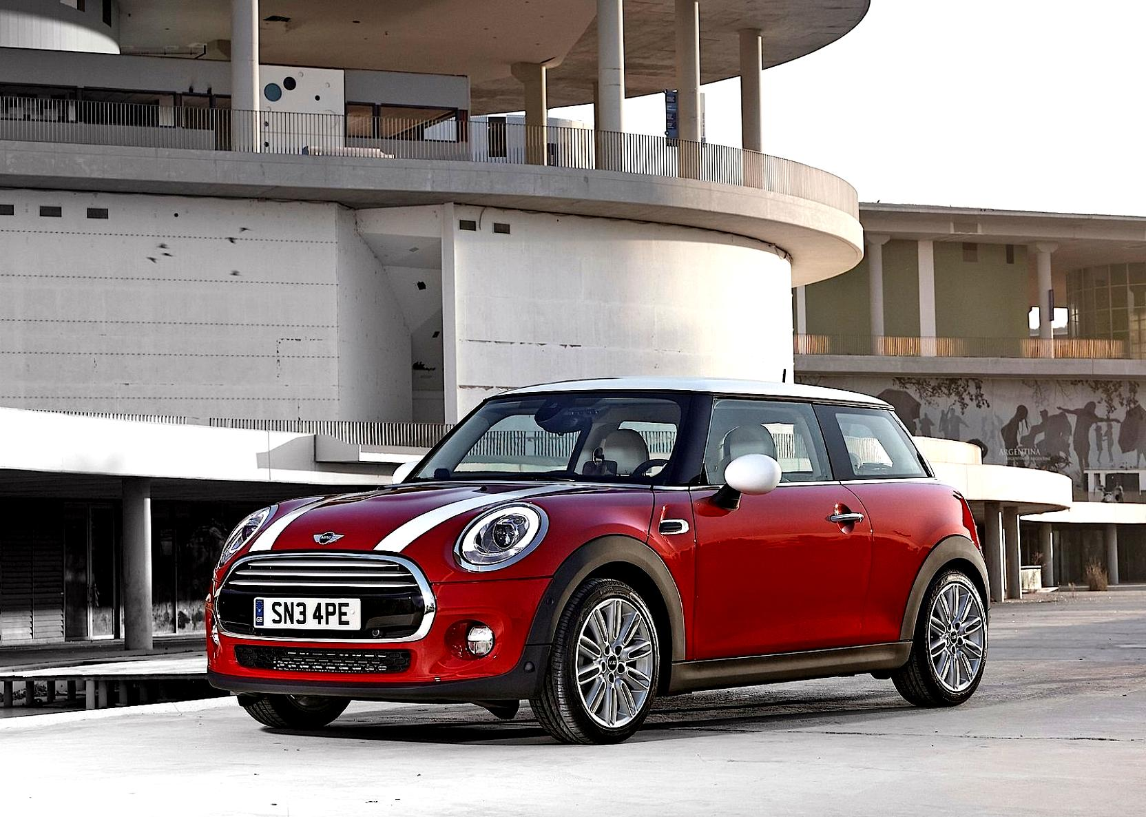 Mini Hatch 2014 #6