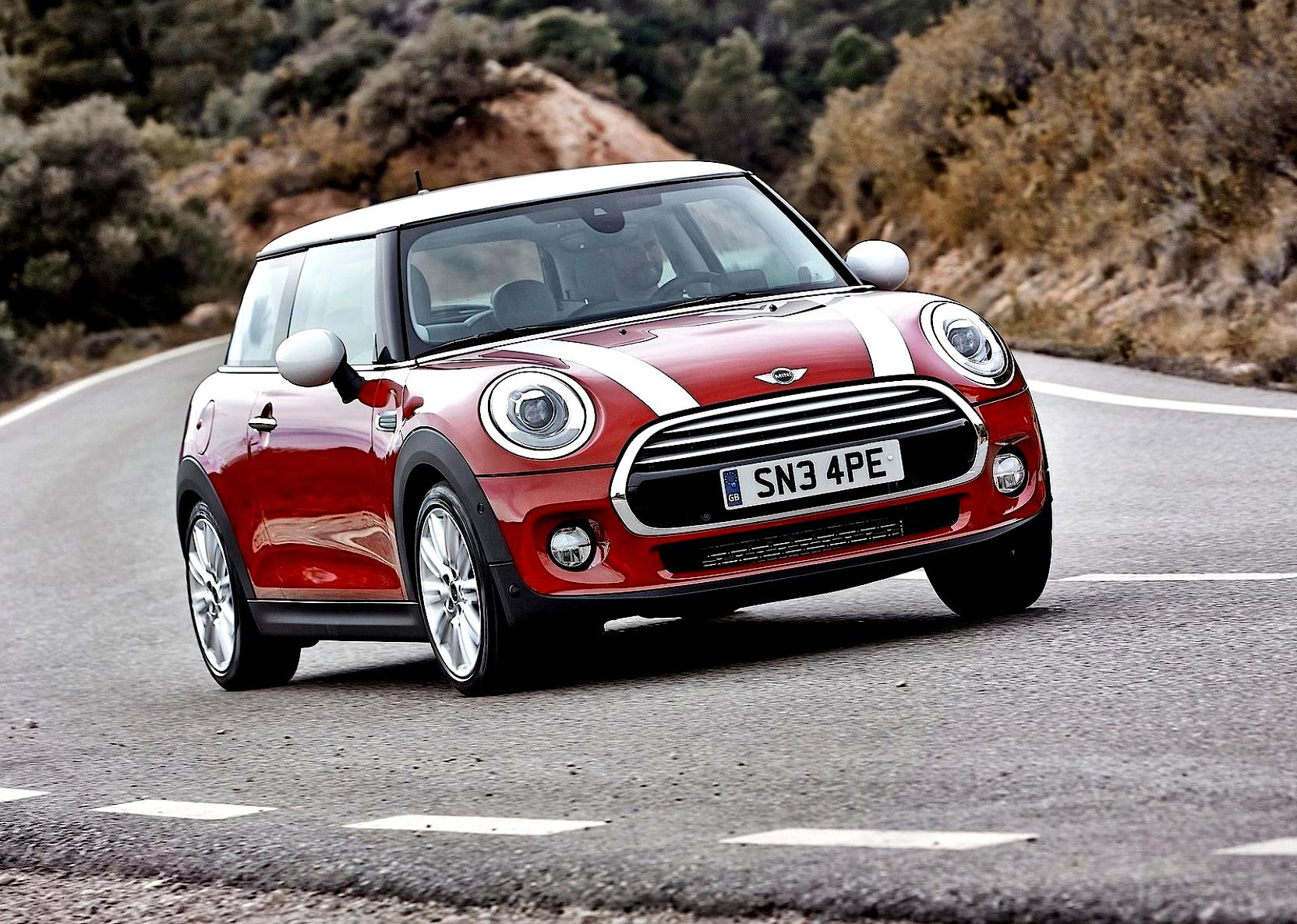 Mini Hatch 2014 #7