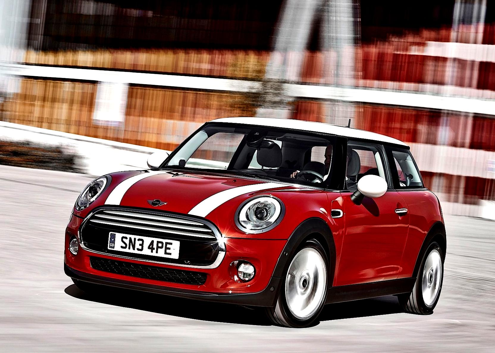 Mini Hatch 2014 #8