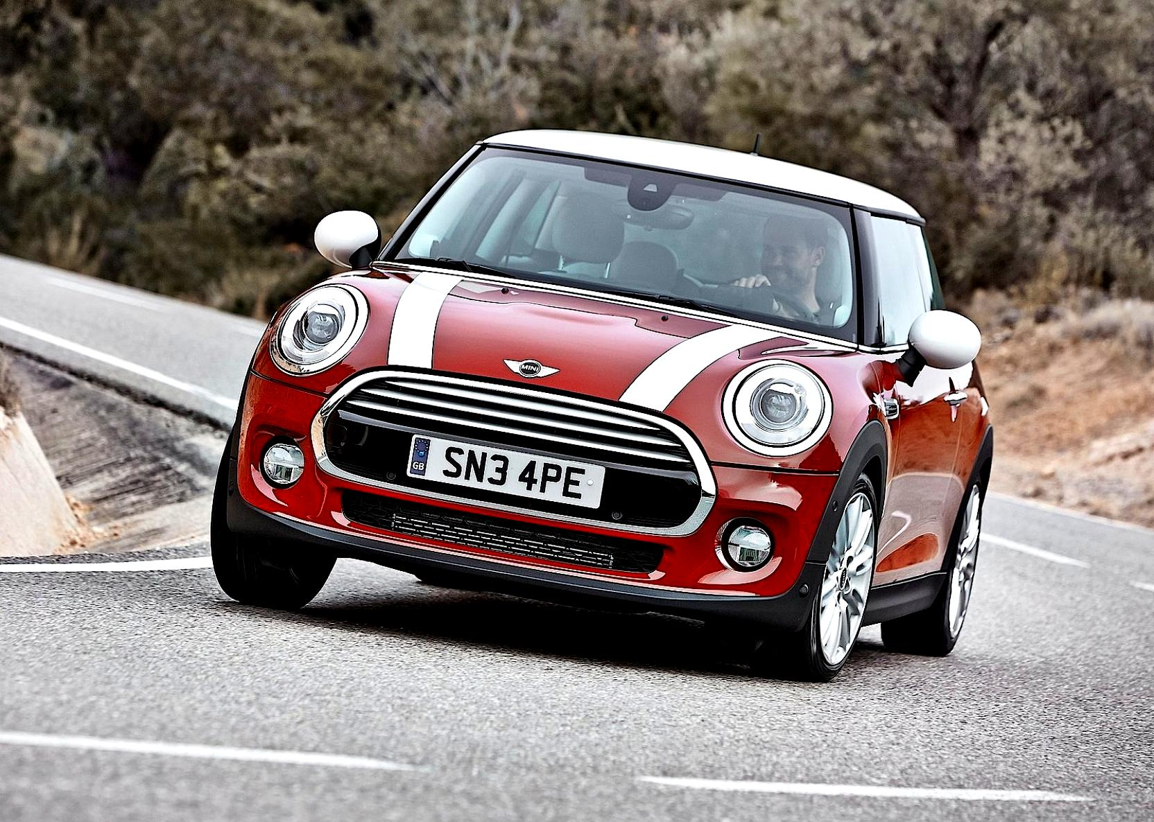 Mini Hatch 2014 #9
