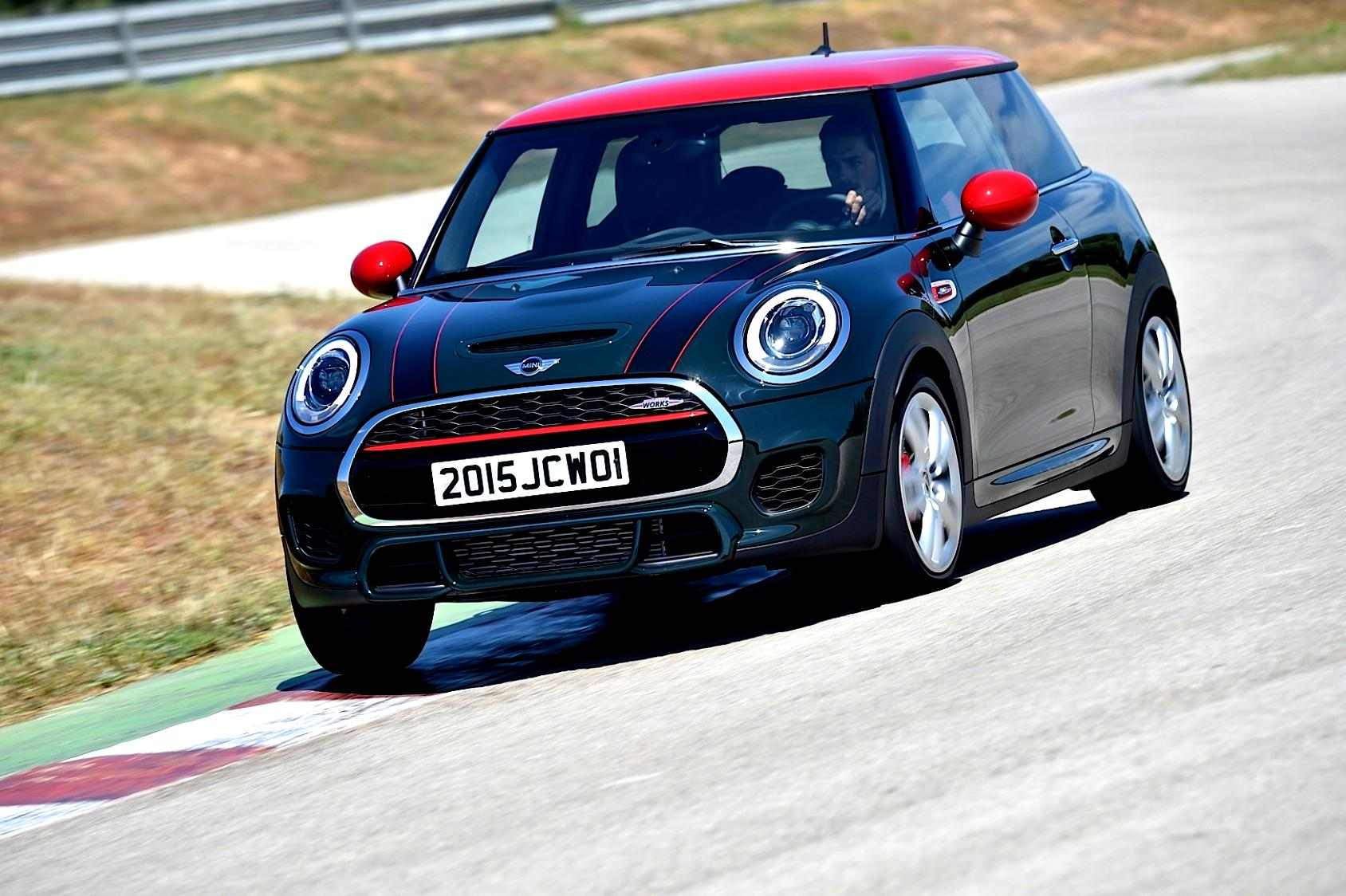 Mini Hatch 2014 #100