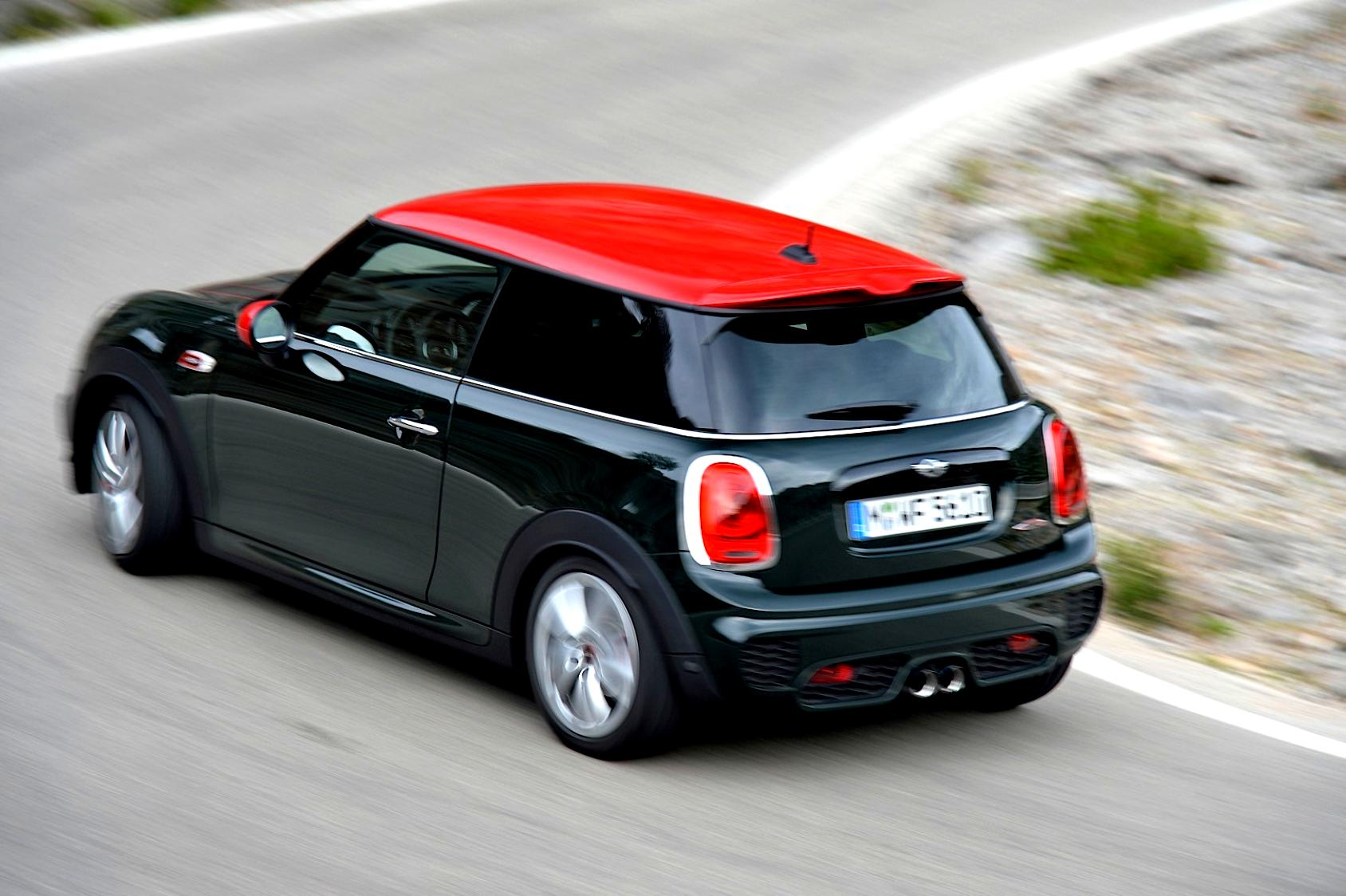 Mini Hatch 2014 #118