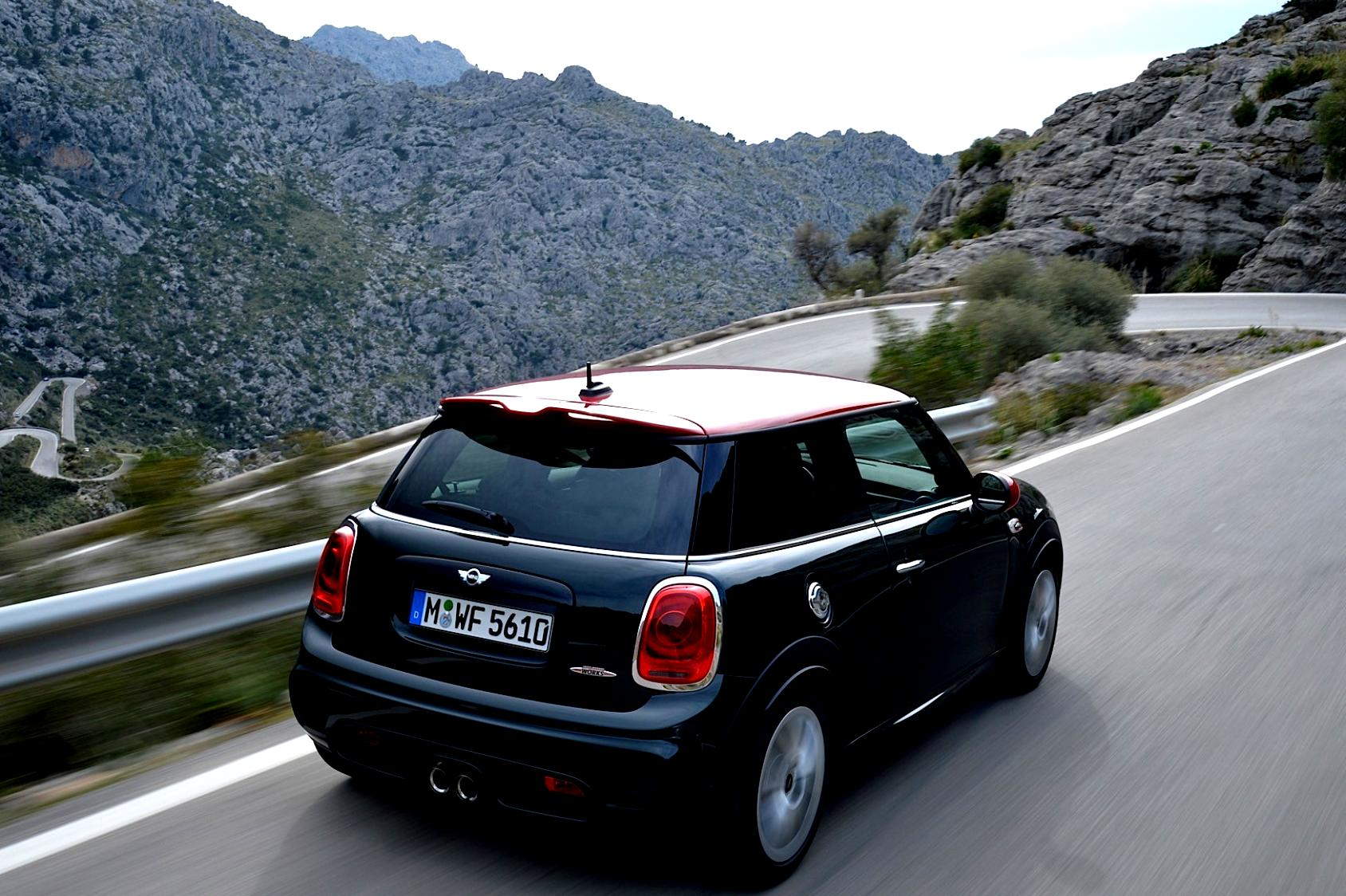 Mini Hatch 2014 #123
