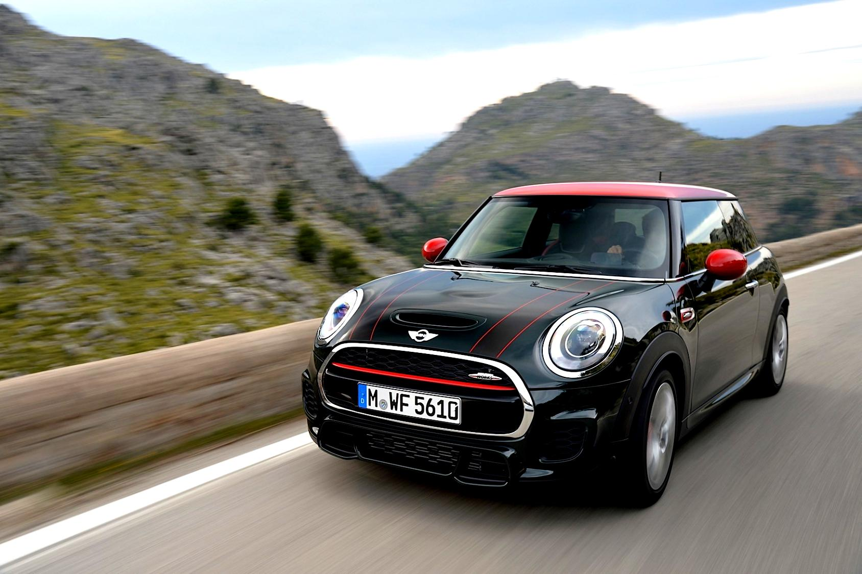 Mini Hatch 2014 #124