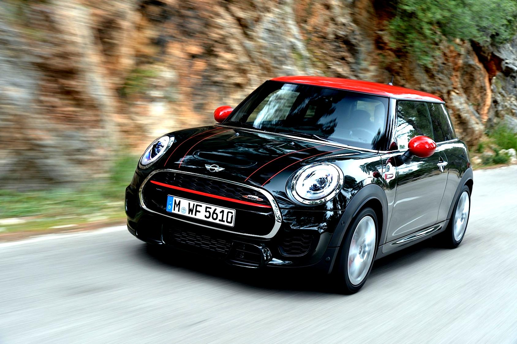 Mini Hatch 2014 #126