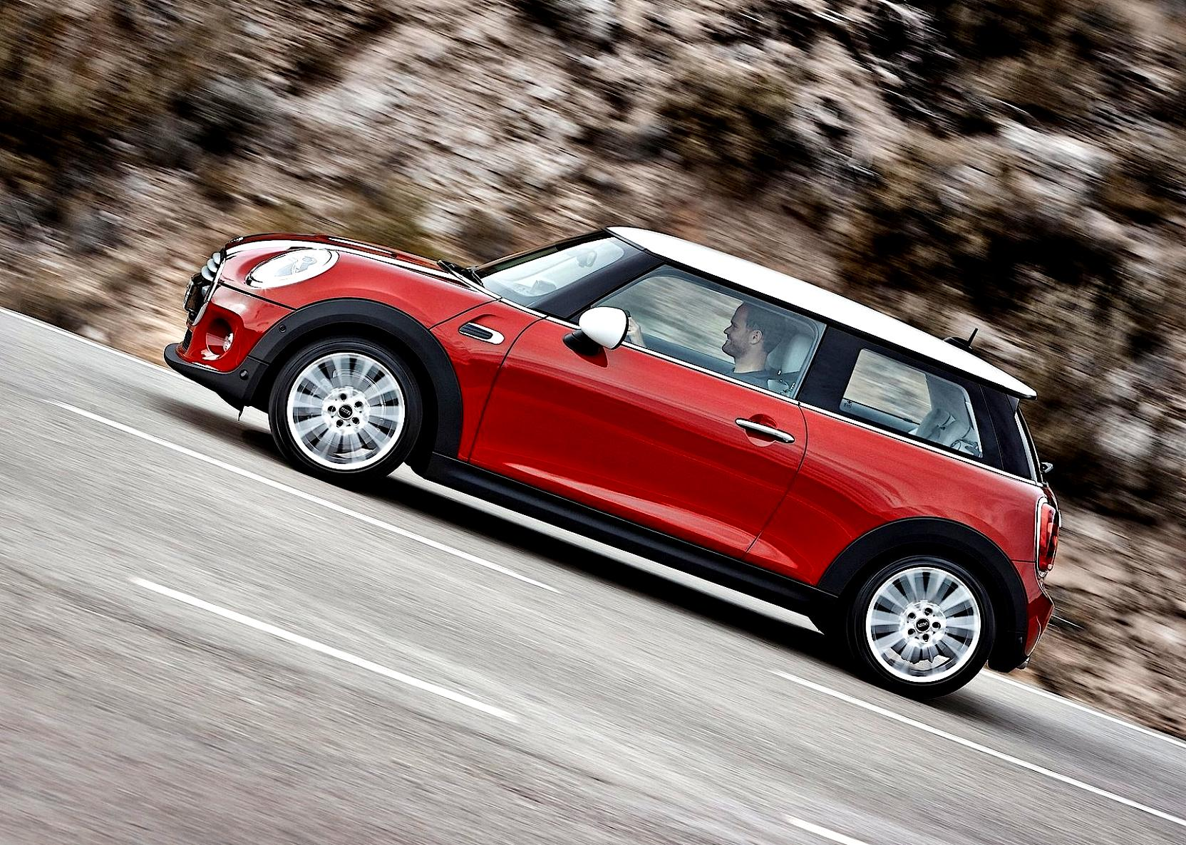 Mini Hatch 2014 #14