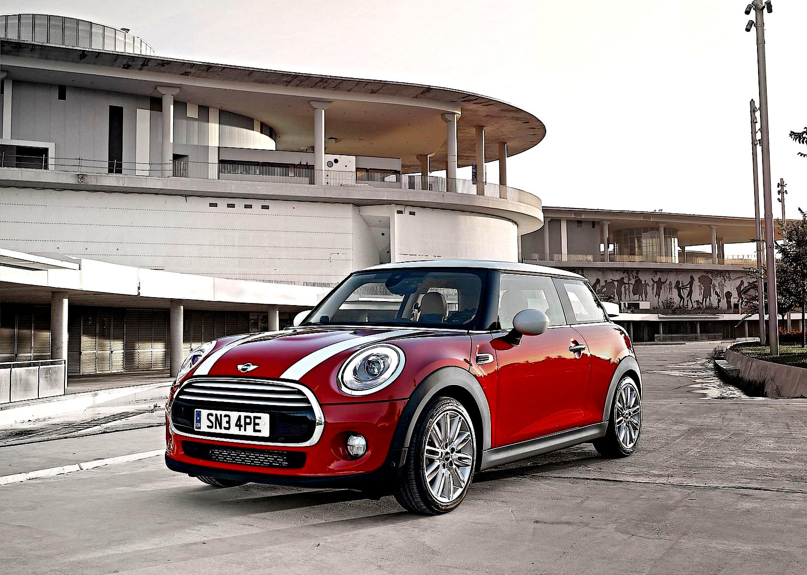 Mini Hatch 2014 #15