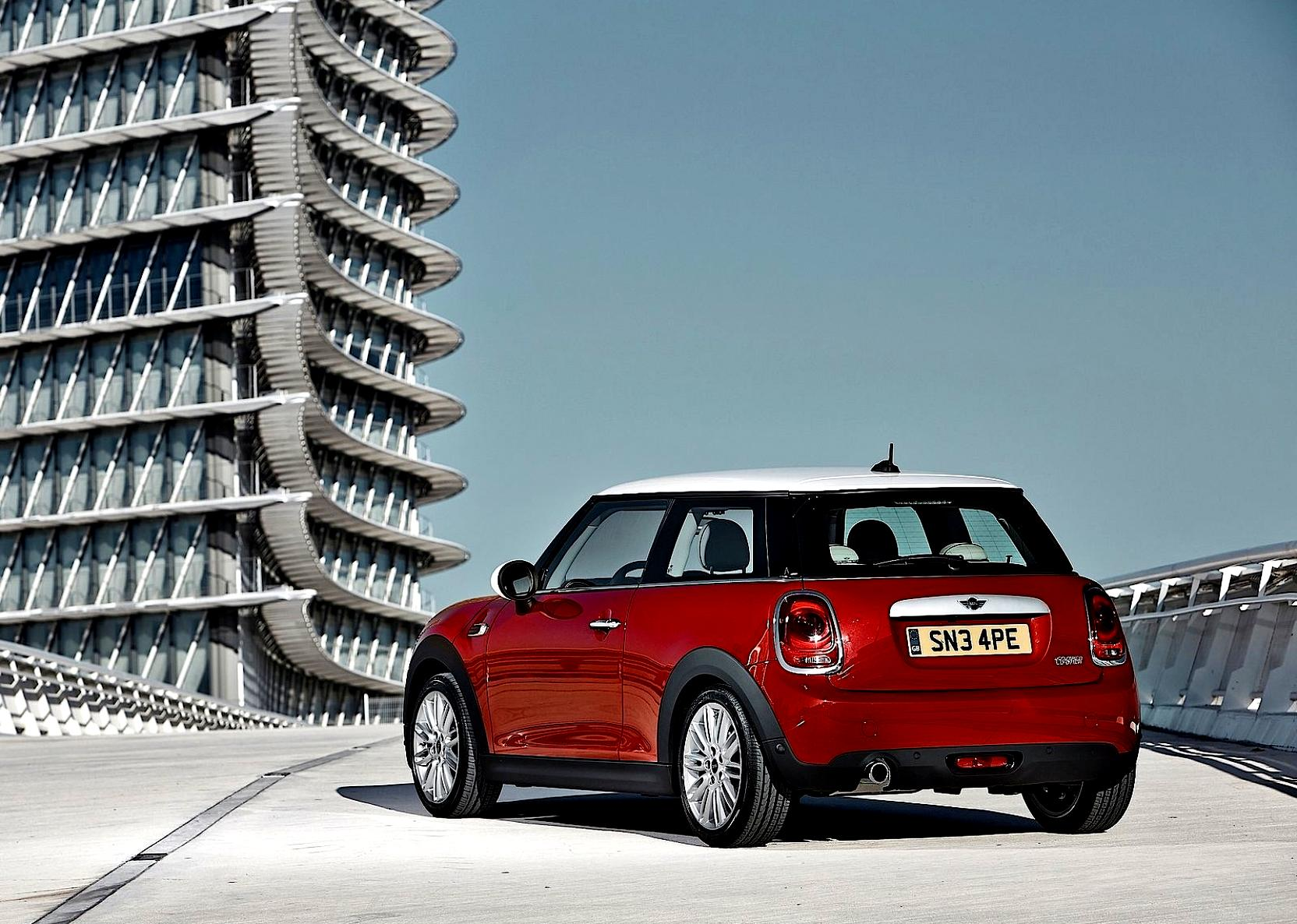 Mini Hatch 2014 #16