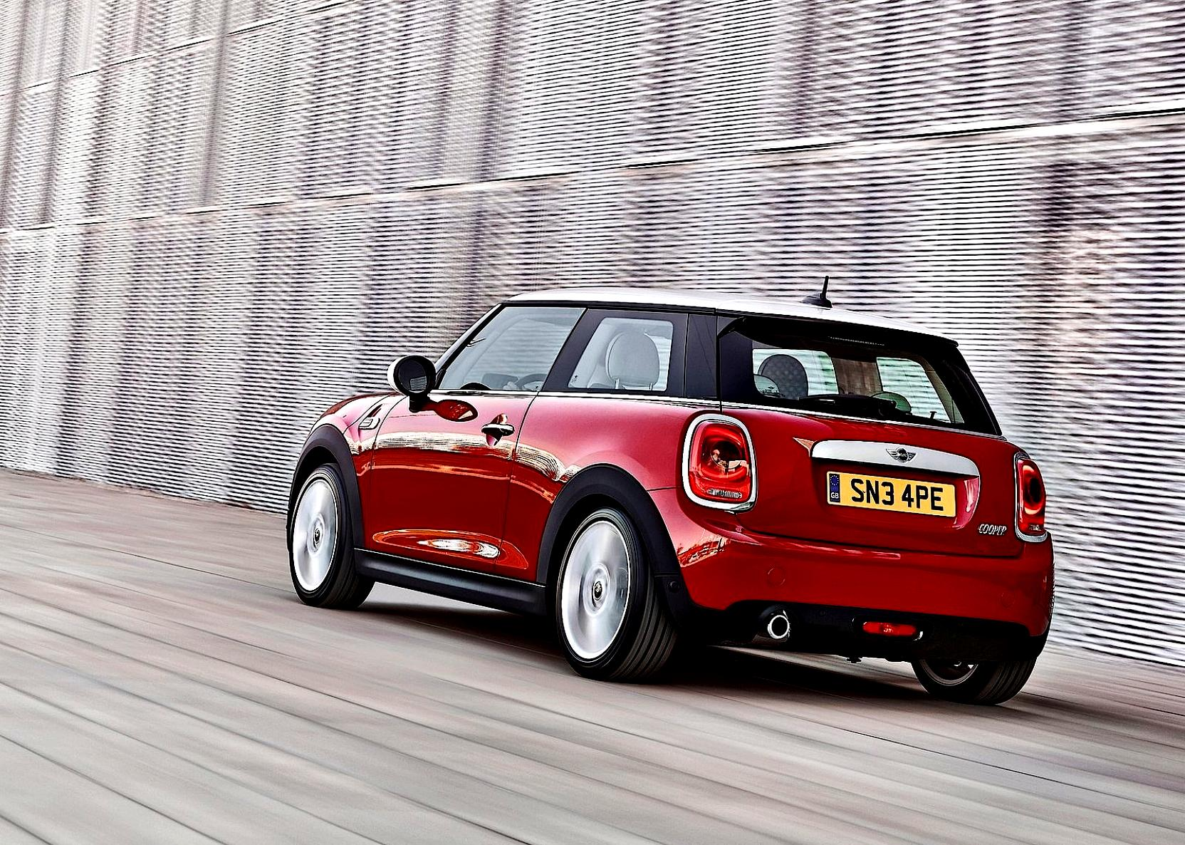 Mini Hatch 2014 #17