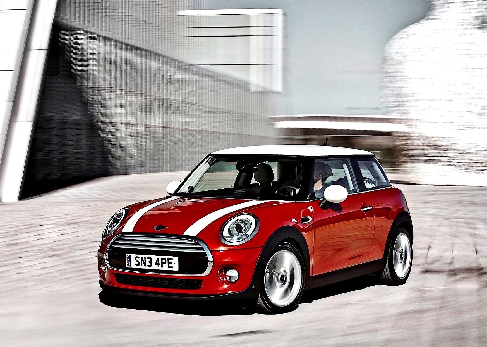 Mini Hatch 2014 #18
