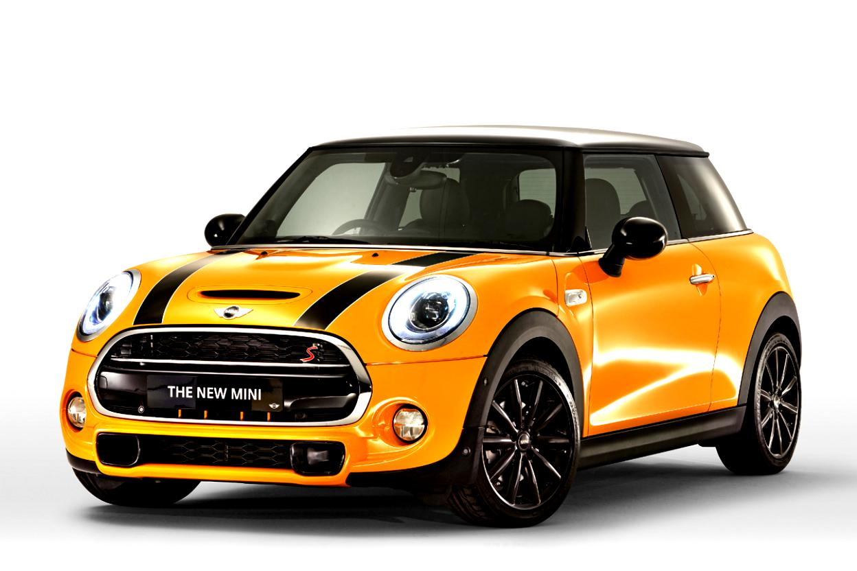 Mini Hatch 2014 #190