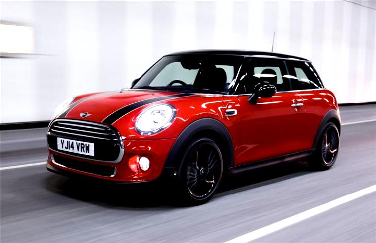 Mini Hatch 2014 #191