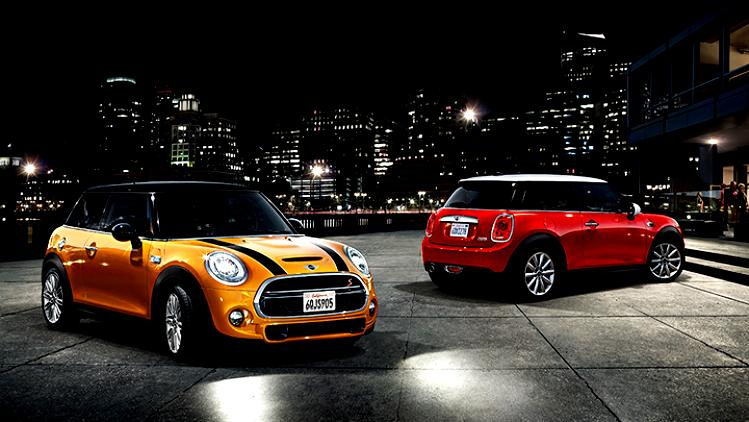 Mini Hatch 2014 #192