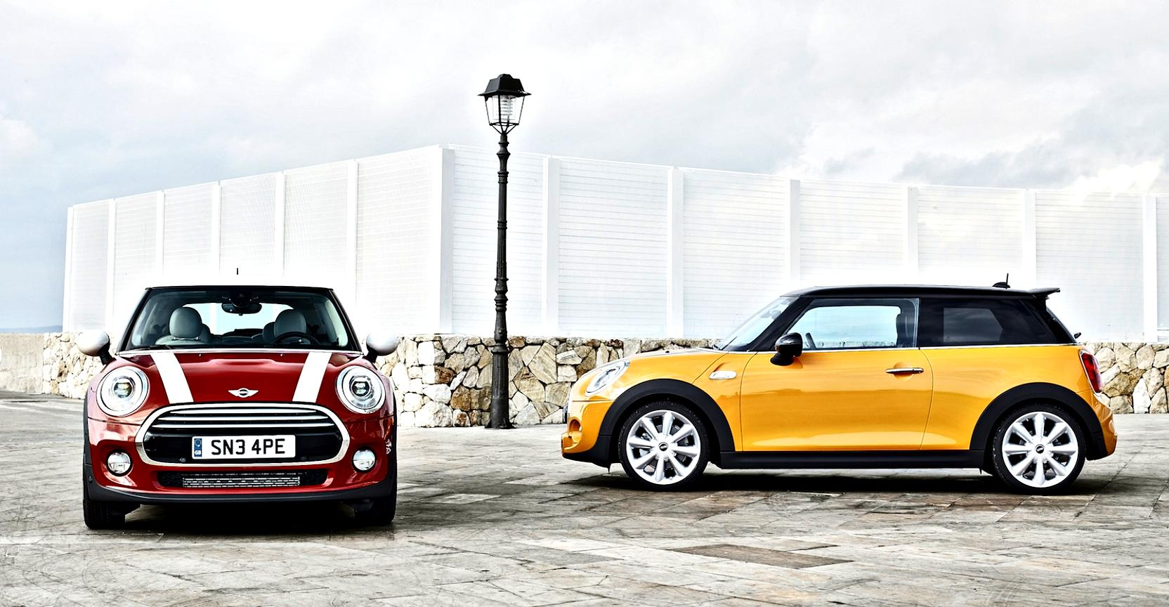Mini Hatch 2014 #193